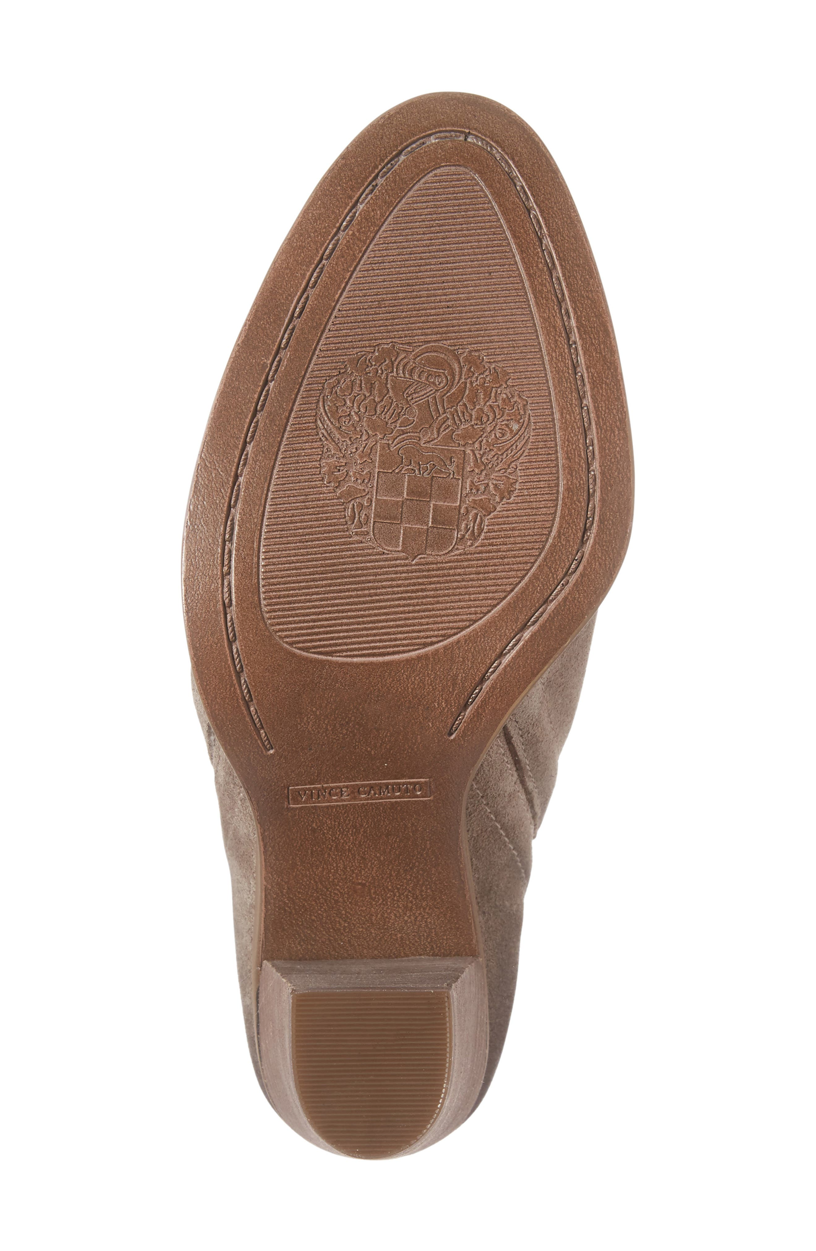 Alternate Image 6  - Vince Camuto Francia Bootie (Women)