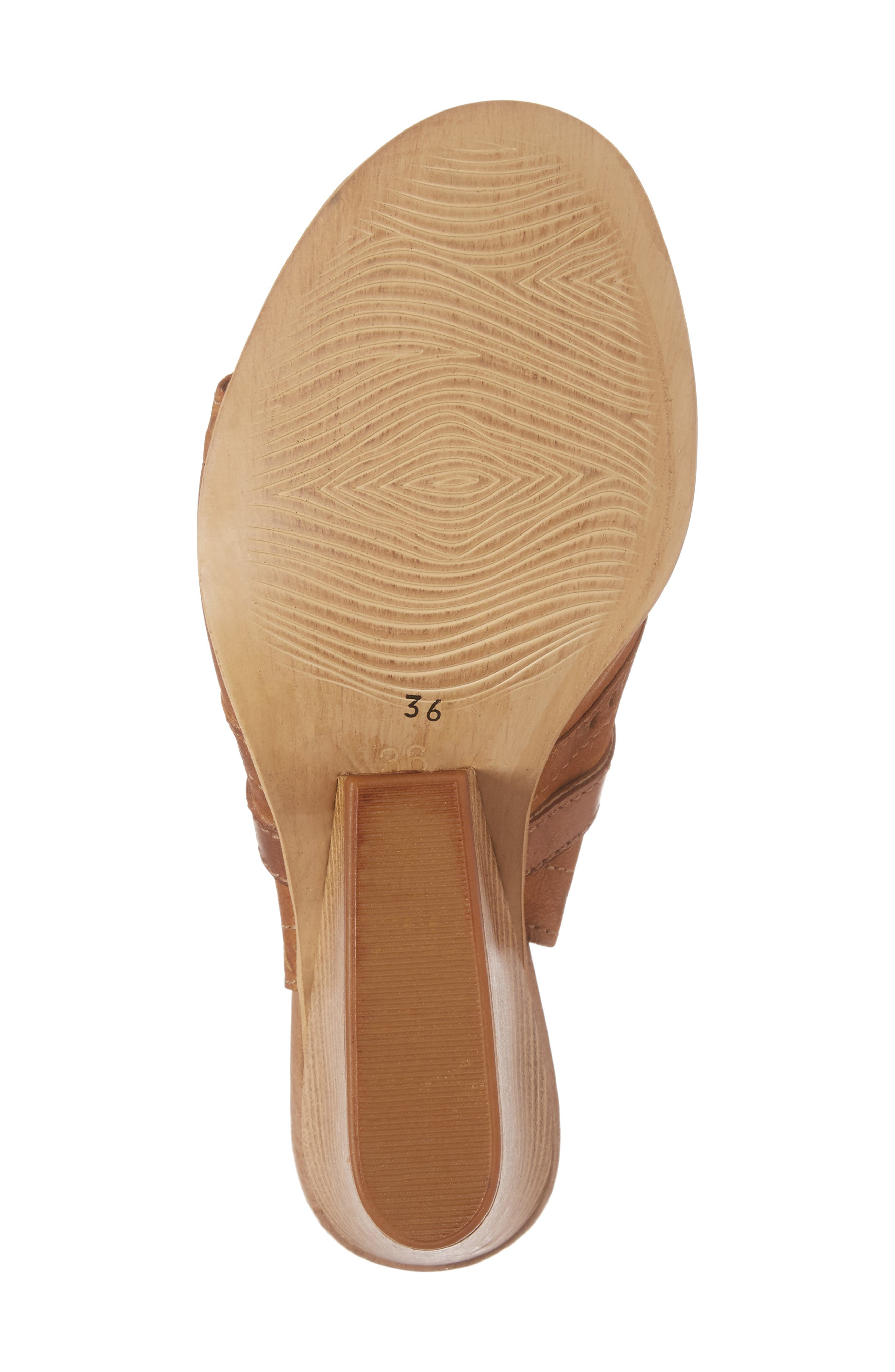 Alternate Image 6  - Miz Mooz Kipling Perforated Sandal (Women)