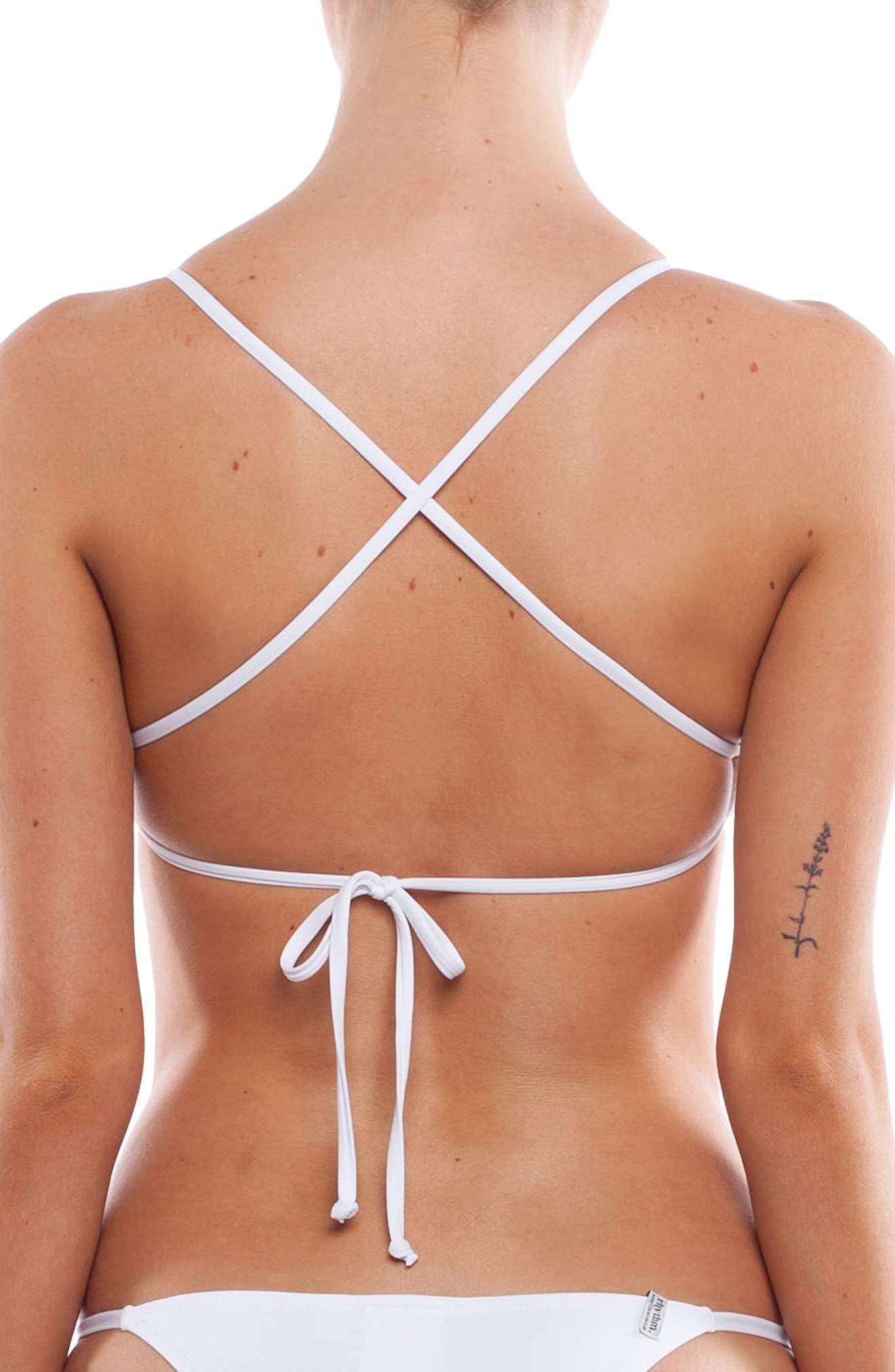 Alternate Image 2  - Rhythm My Scoop Bikini Top