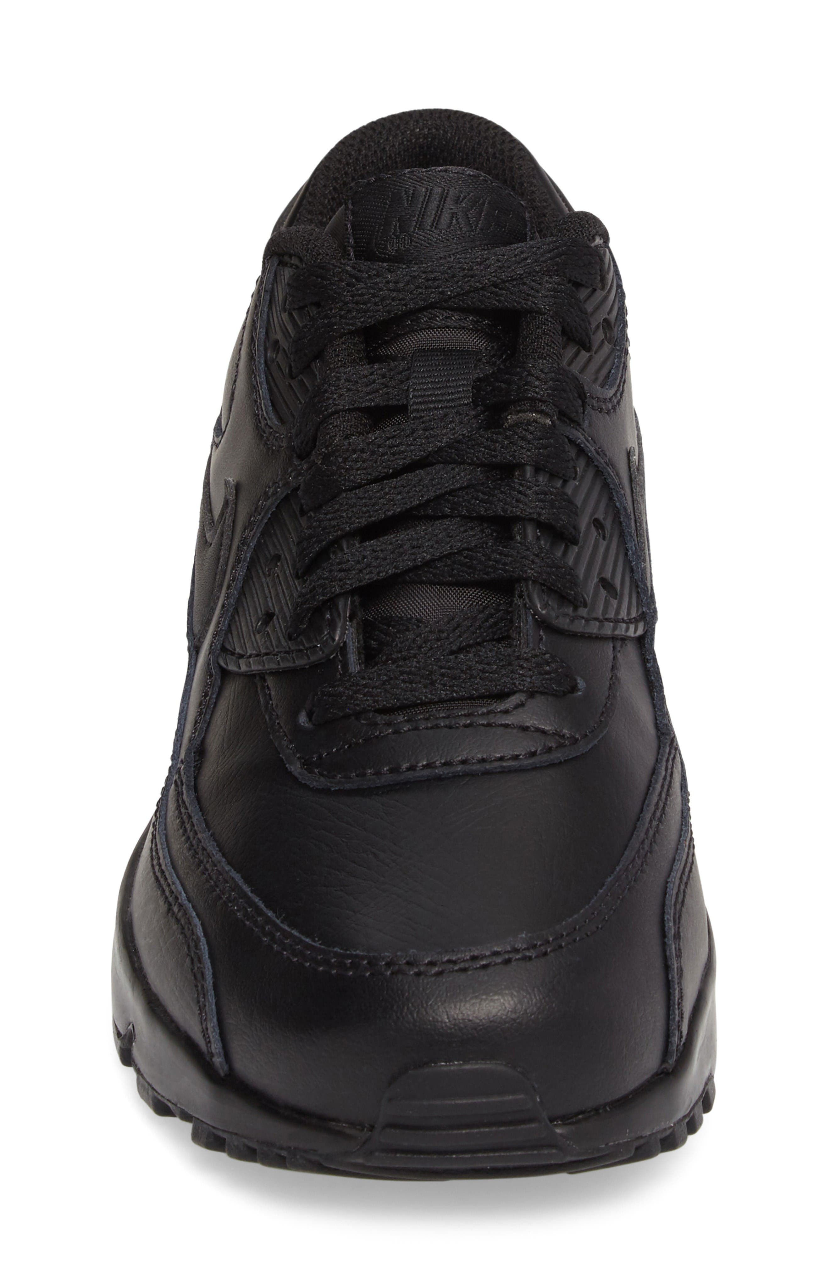 Alternate Image 4  - Nike Air Max 90 Sneaker (Big Kid)