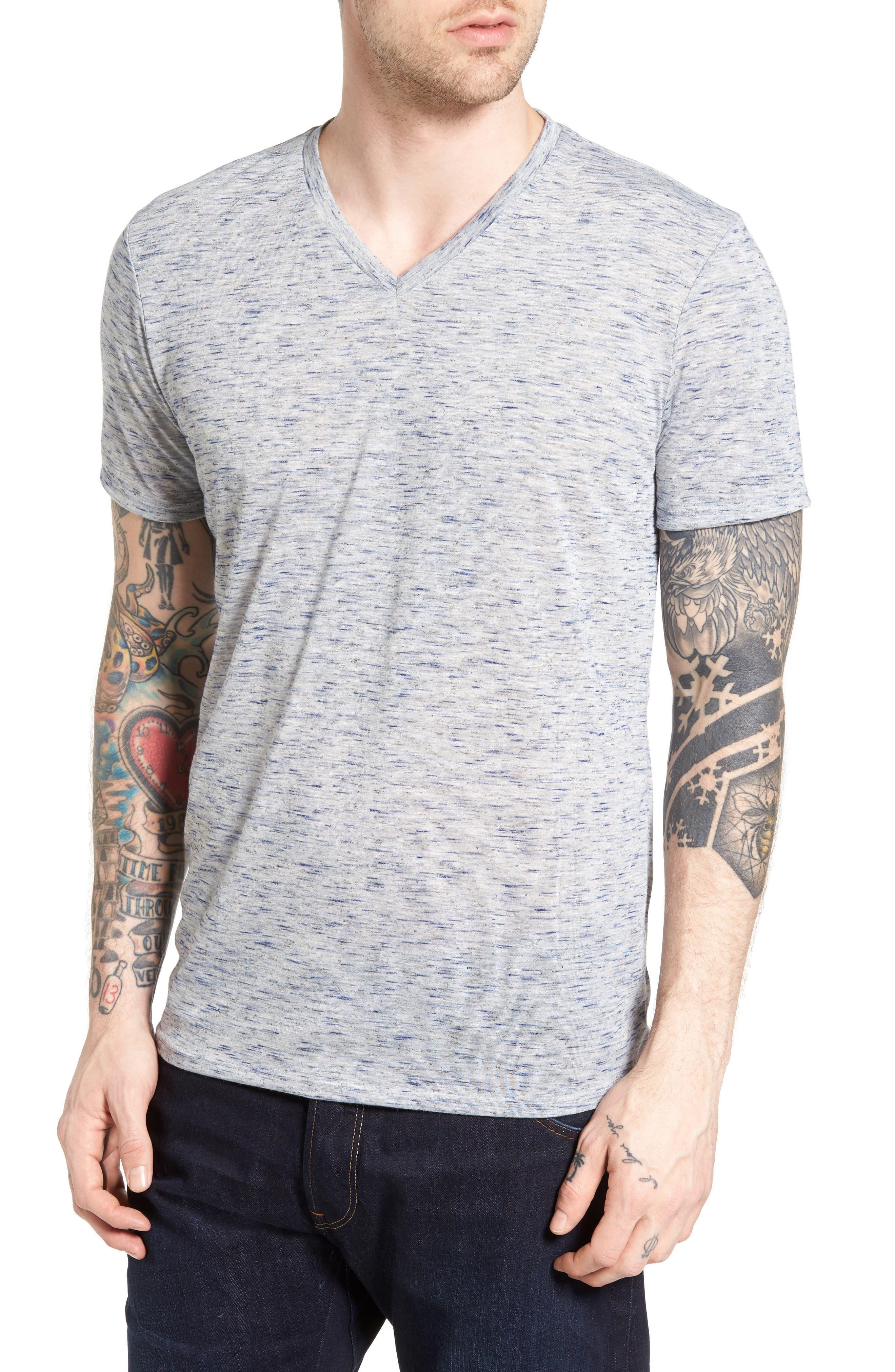 The Rail Streaky V-Neck T-Shirt (2 for $30)