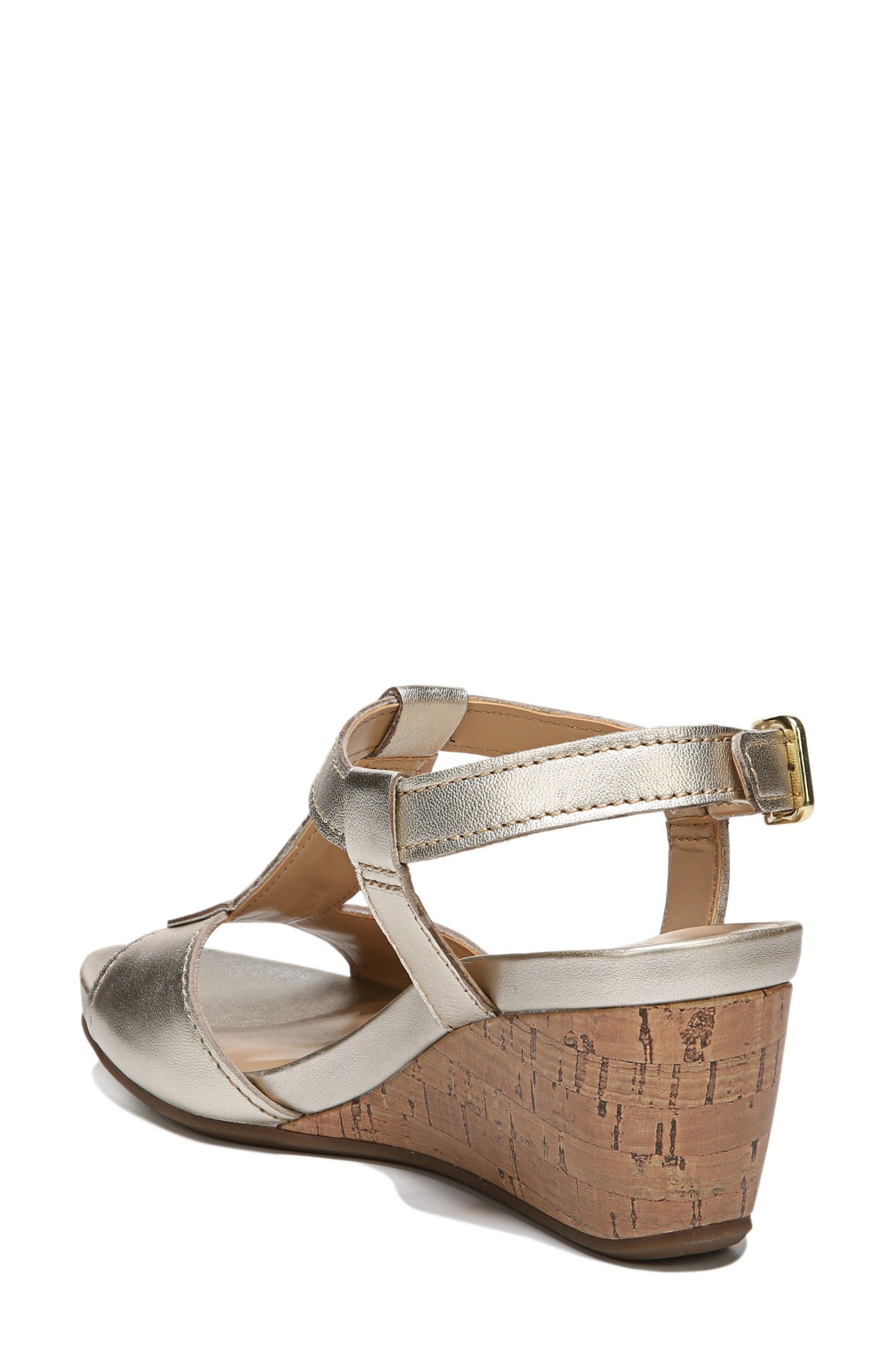Alternate Image 2  - Naturalizer Camilla Wedge Sandal (Women)