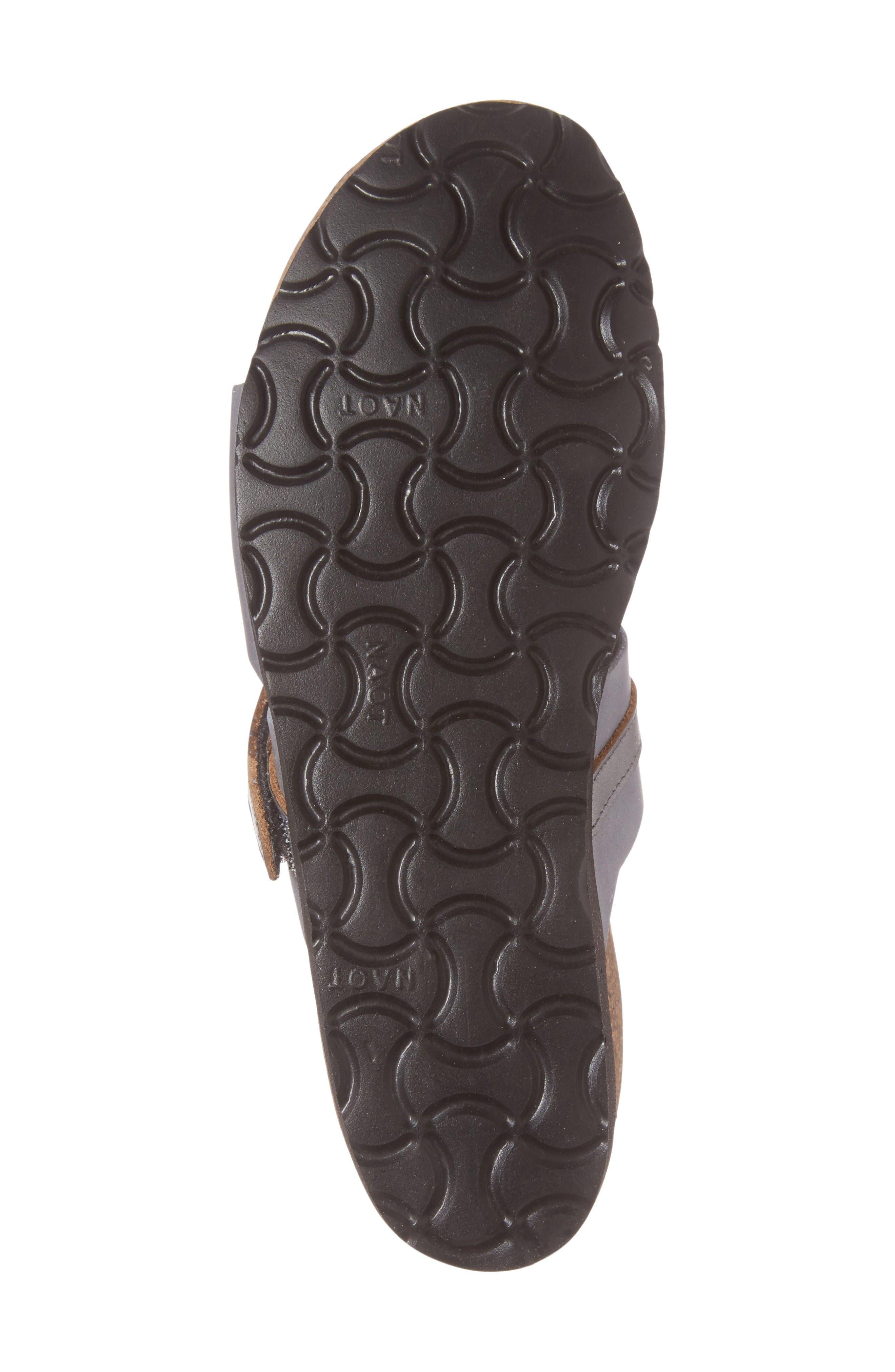 Jessica Sandal,                             Alternate thumbnail 6, color,                             Vintage Slate Leather