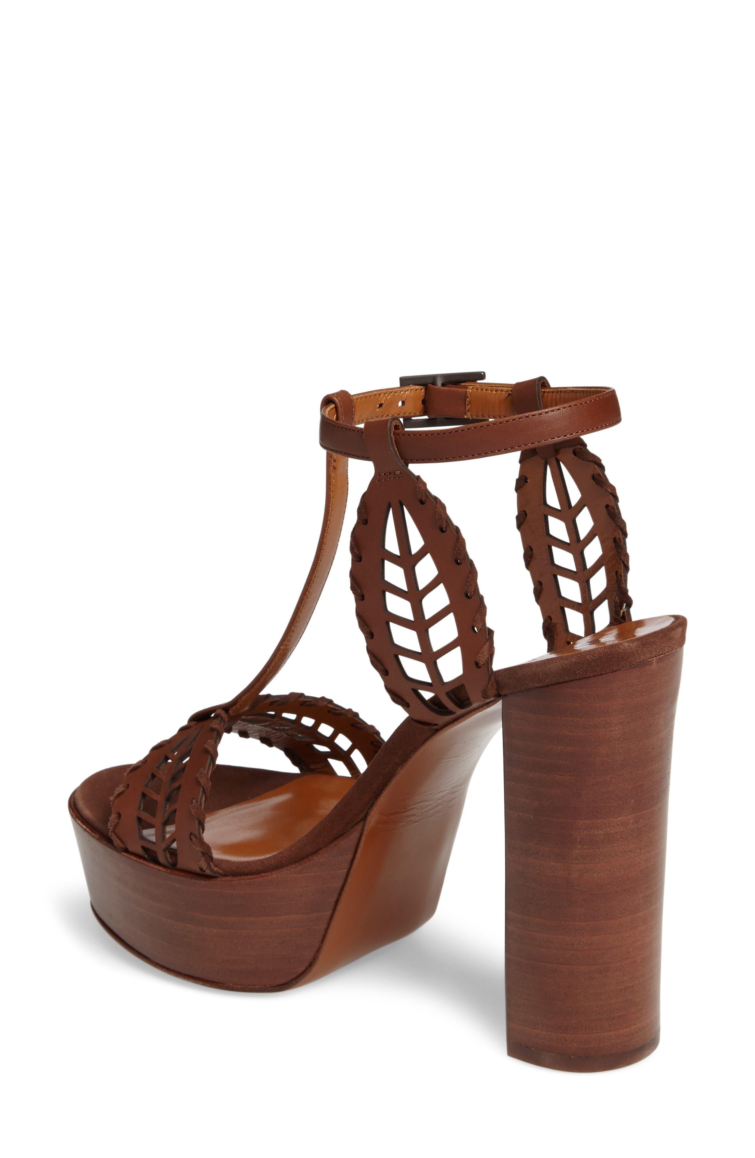 Alternate Image 2  - Aquatalia Isadora T-Strap Platform Sandal (Women)