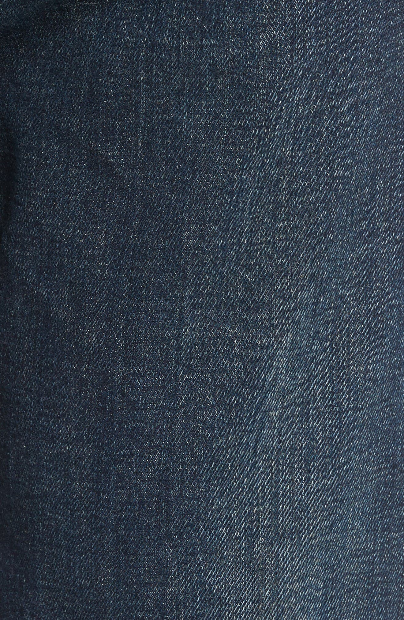 Alternate Image 5  - rag & bone Fit 3 Slim Straight Leg Jeans (Plattsburg)