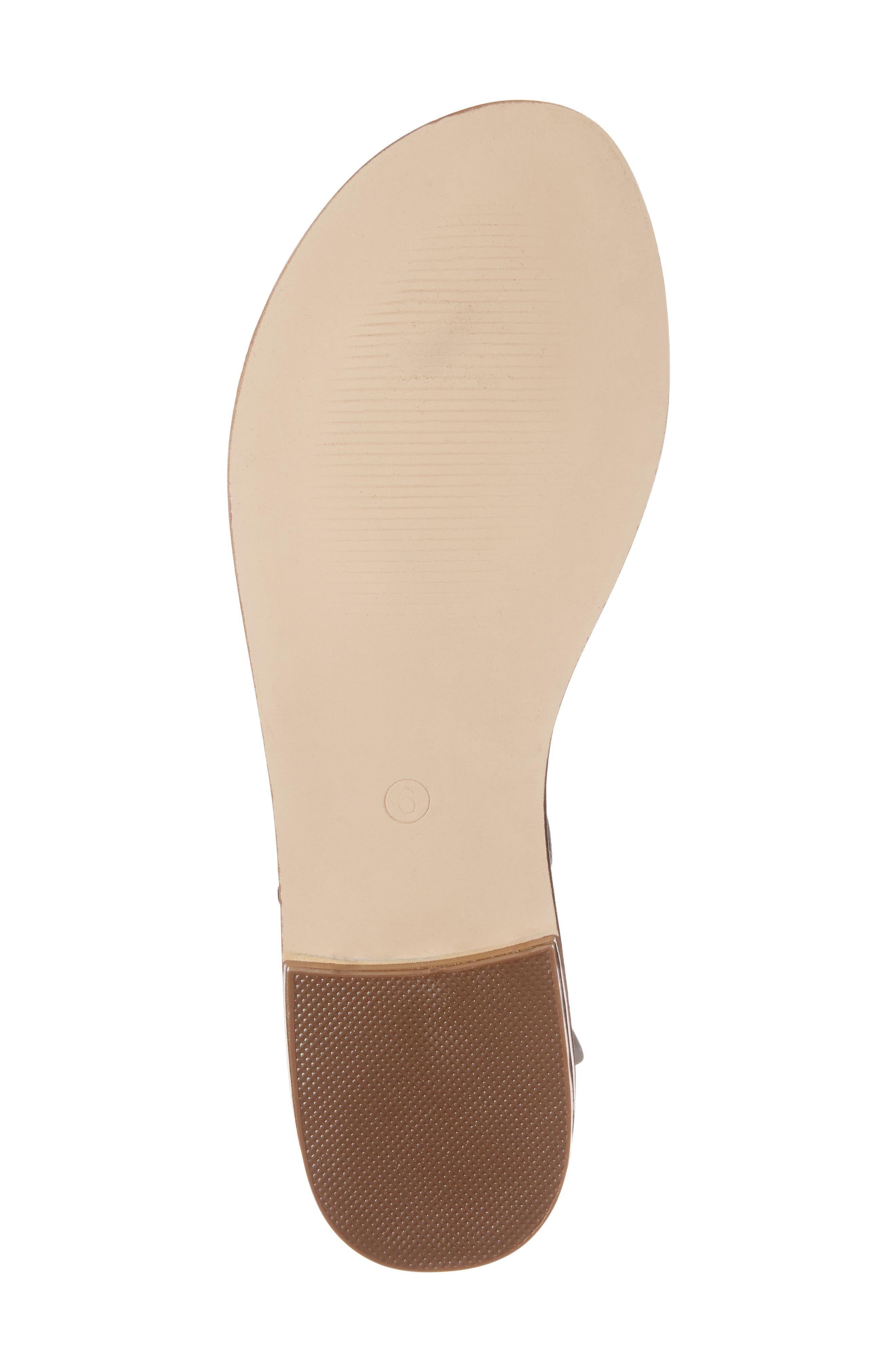 Alternate Image 6  - Athena Alexander Blossom Sandal (Women)