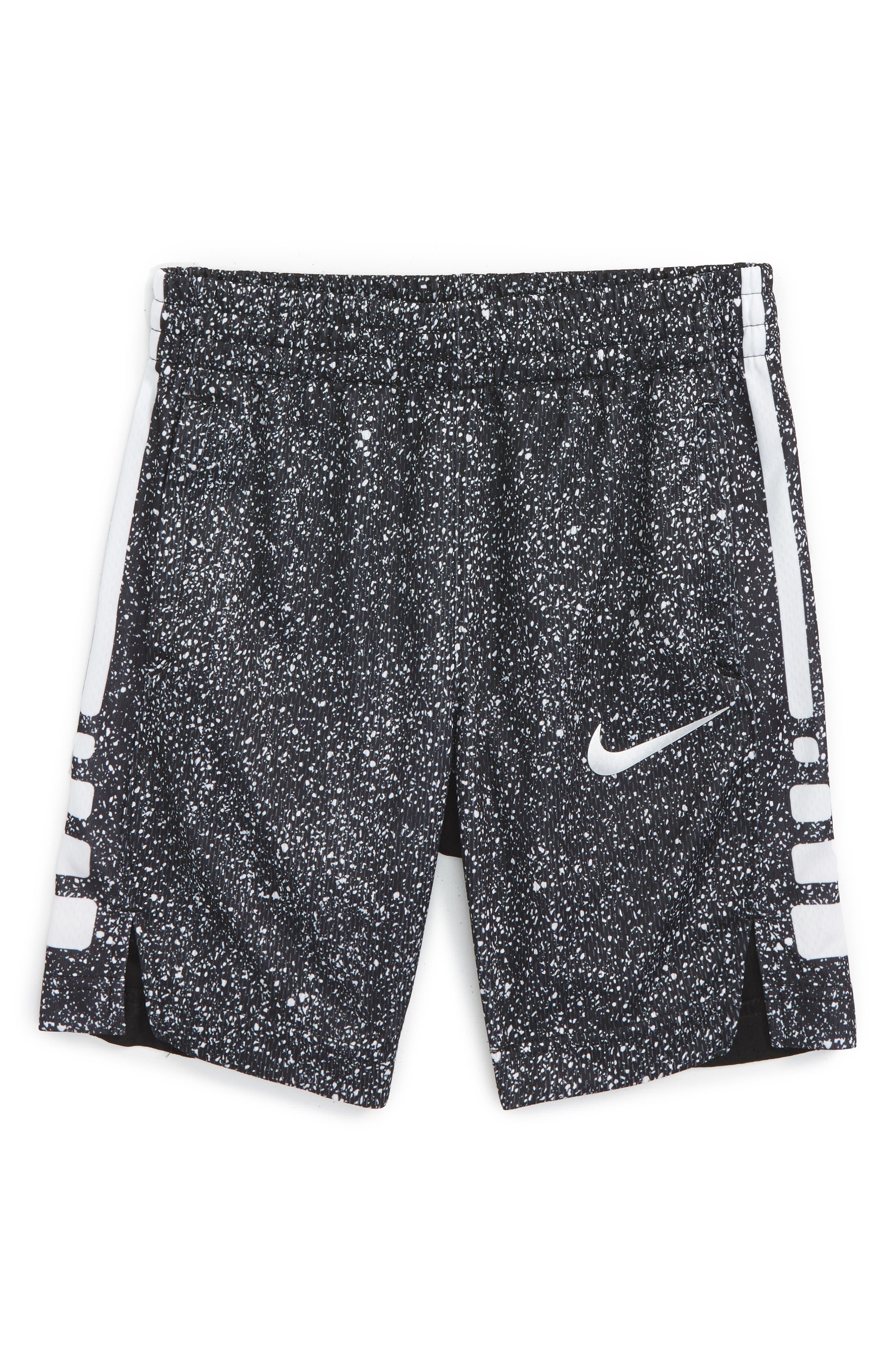 Main Image - Nike Elite Print Shorts (Toddler Boys & Little Boys)