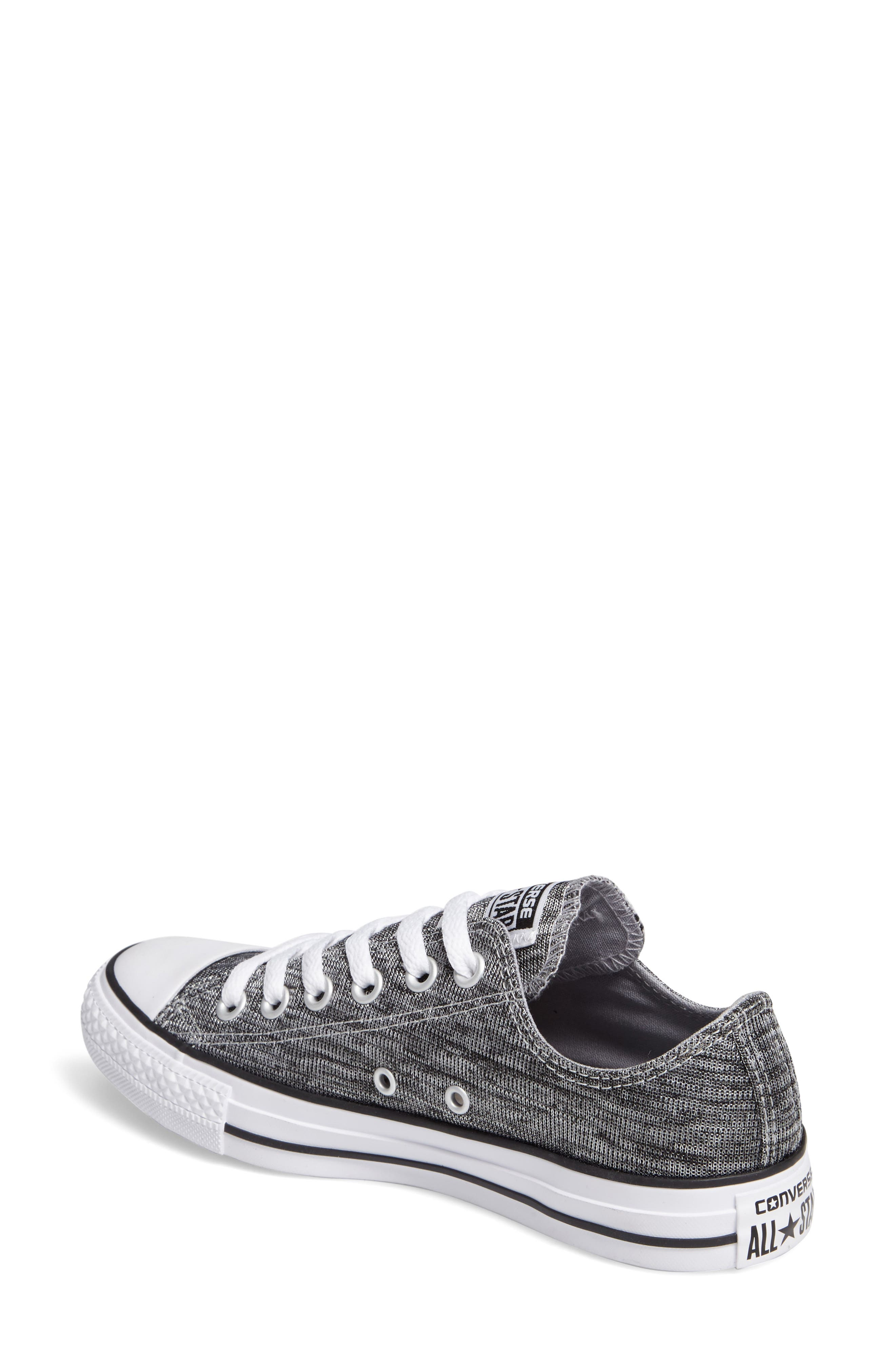 Alternate Image 2  - Converse Chuck Taylor® All Star® Knit Low Top Sneaker (Women)