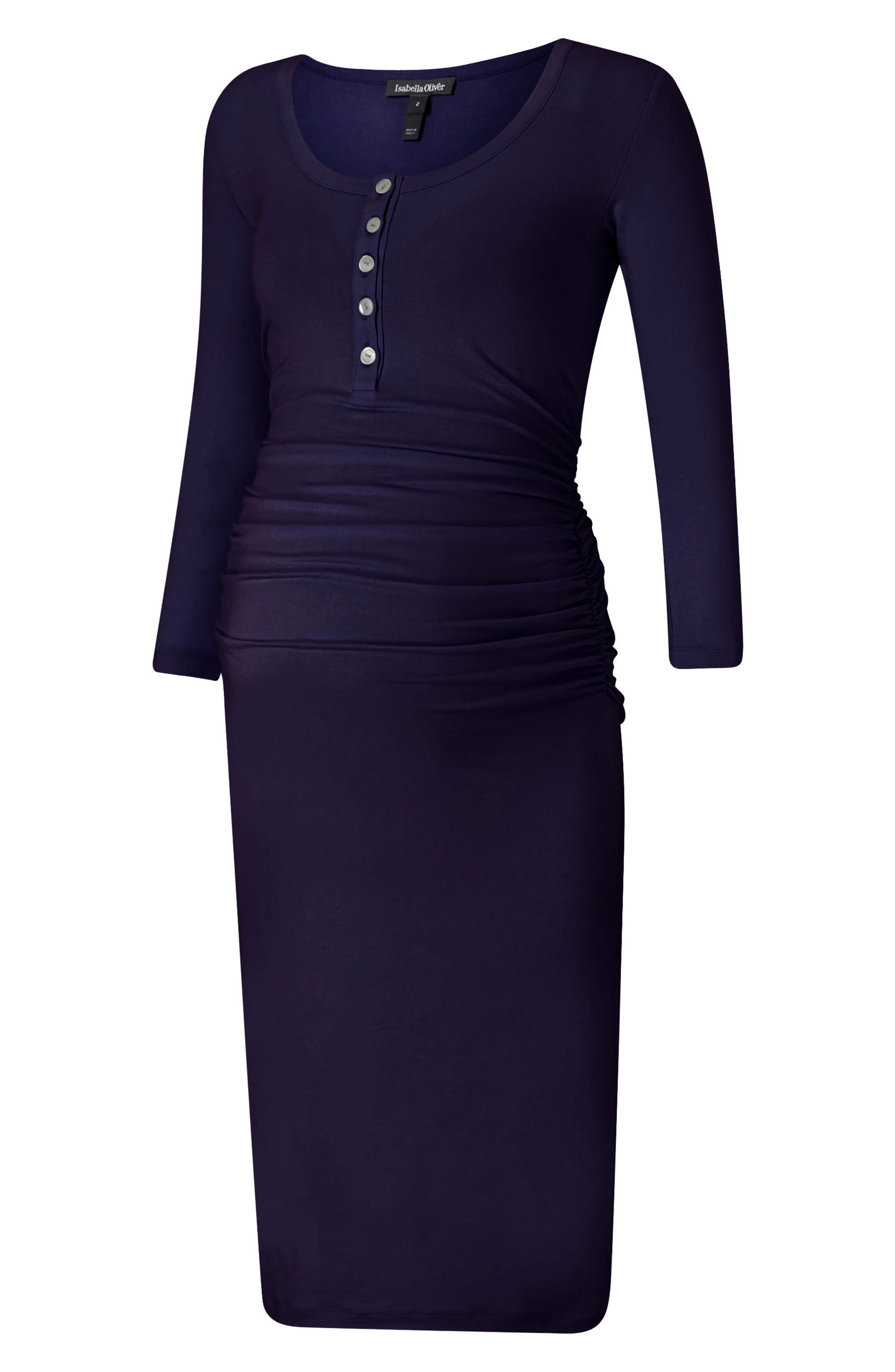Isabella Oliver Harley Henley Maternity Dress