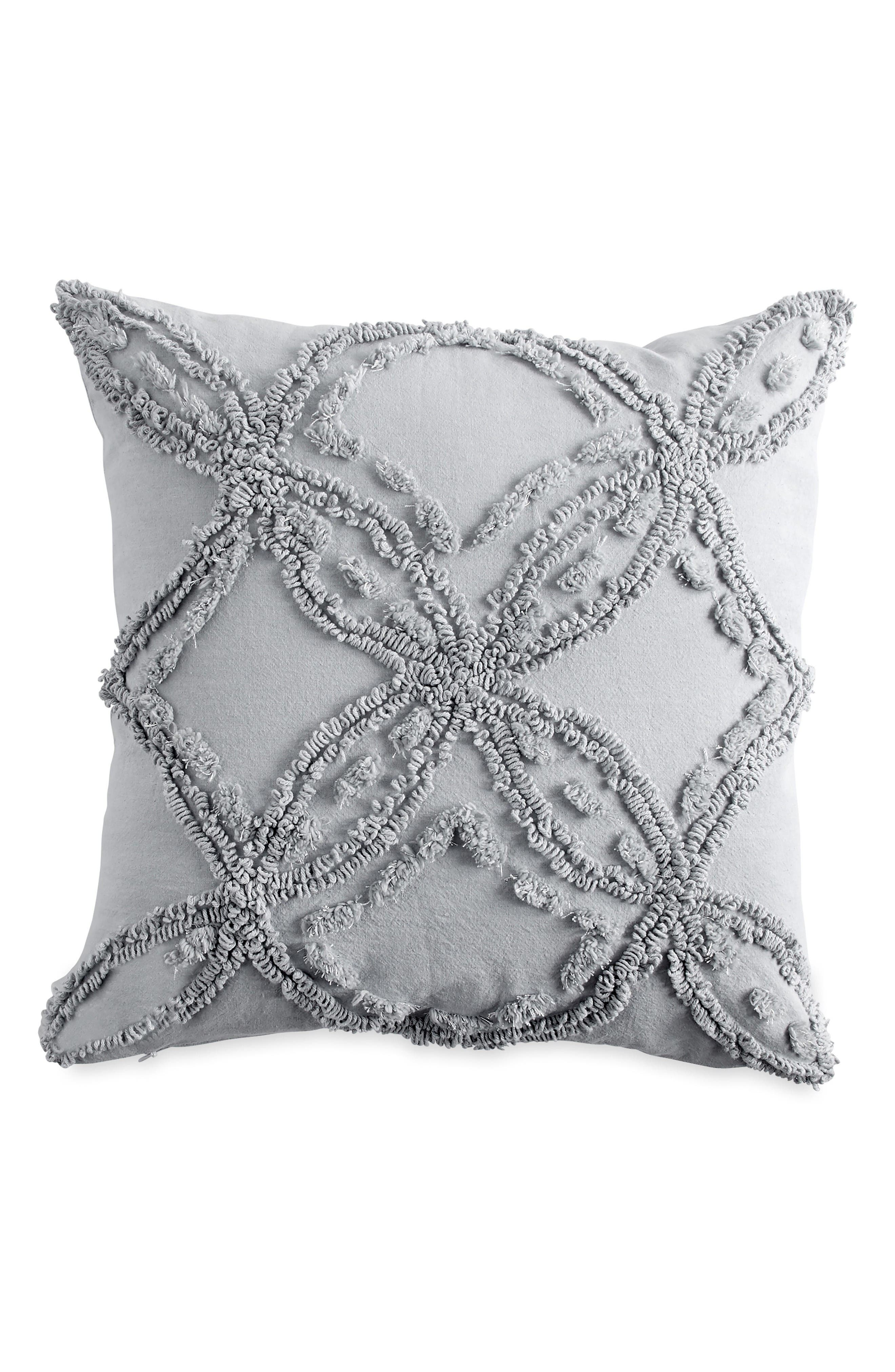 Alternate Image 1 Selected - Peri Home Chenille Pillow