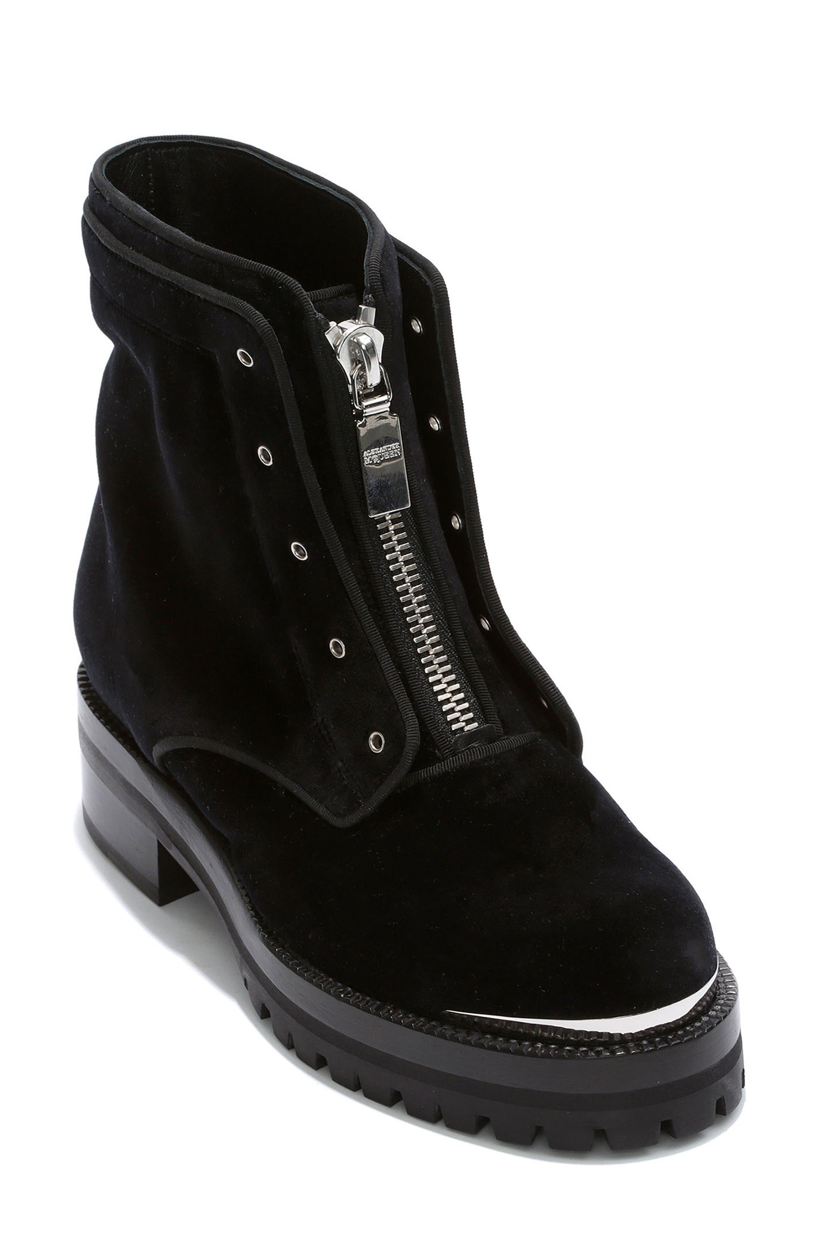 Alexander McQueen Ankle Boot (Women)