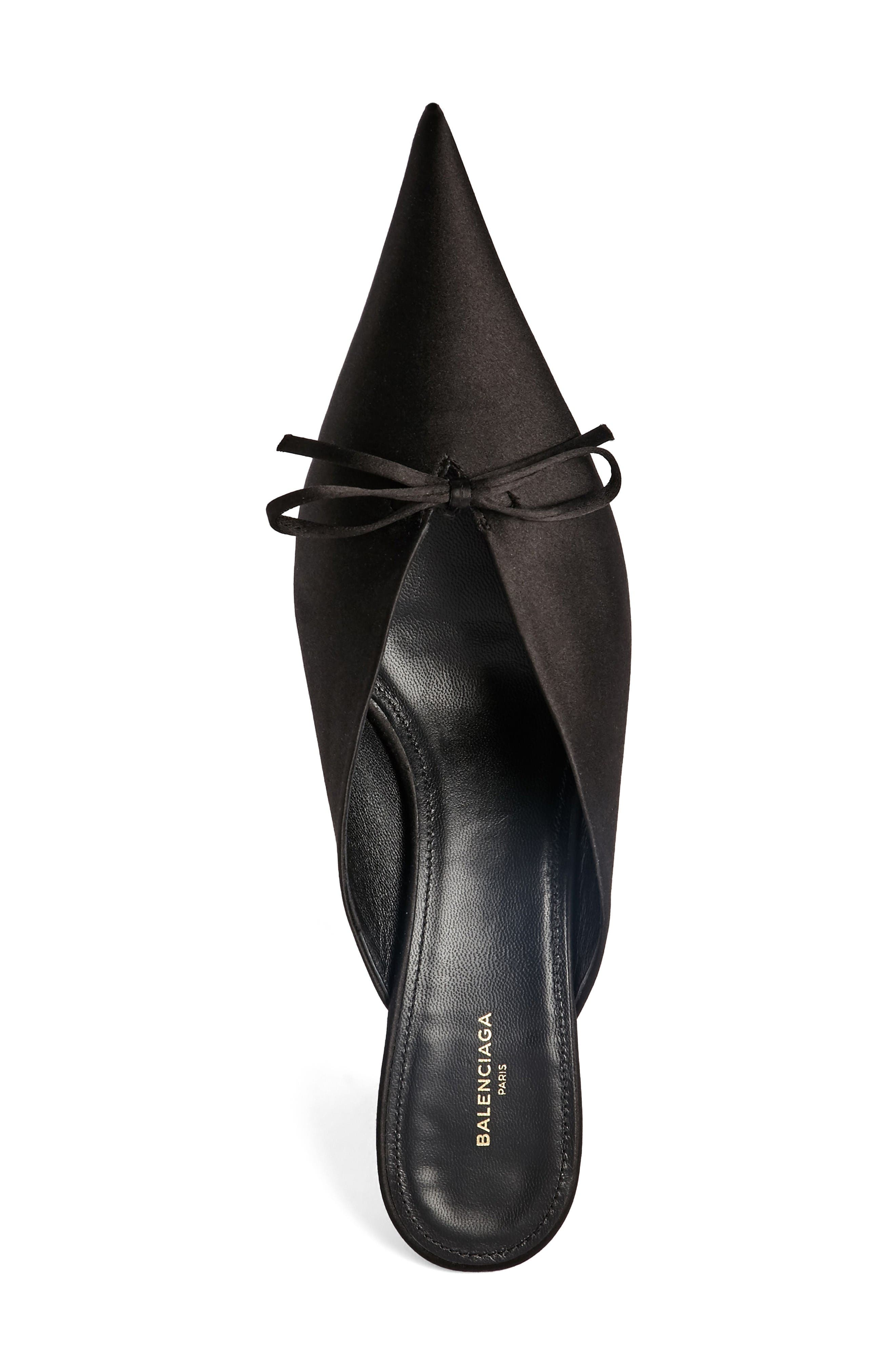 Alternate Image 3  - Balenciaga Pointy Toe Mule (Women)