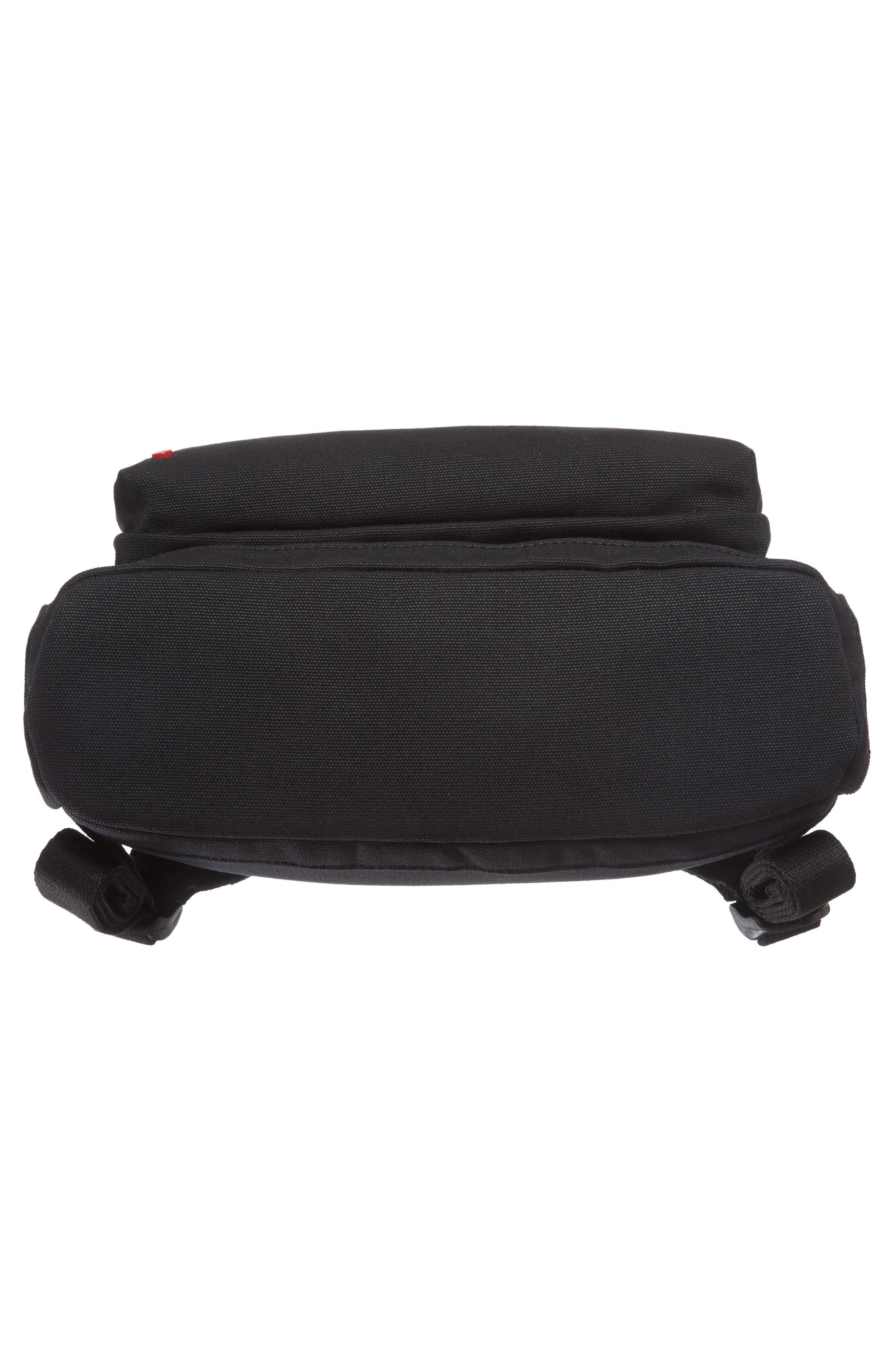 Alternate Image 6  - STATE Bags Canvas Slim Lorimer Backpack