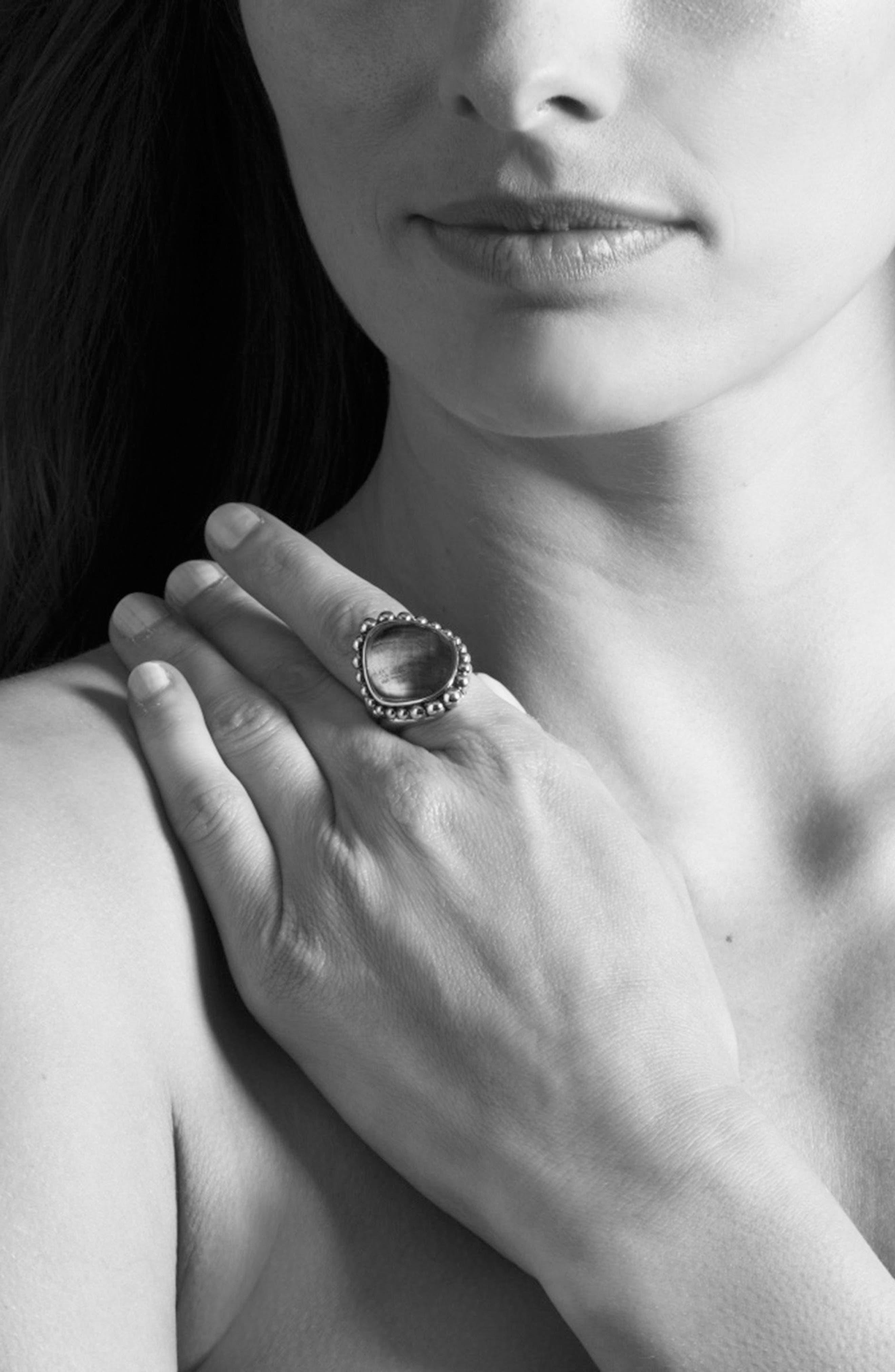 Alternate Image 4  - LAGOS Maya Stone Ring