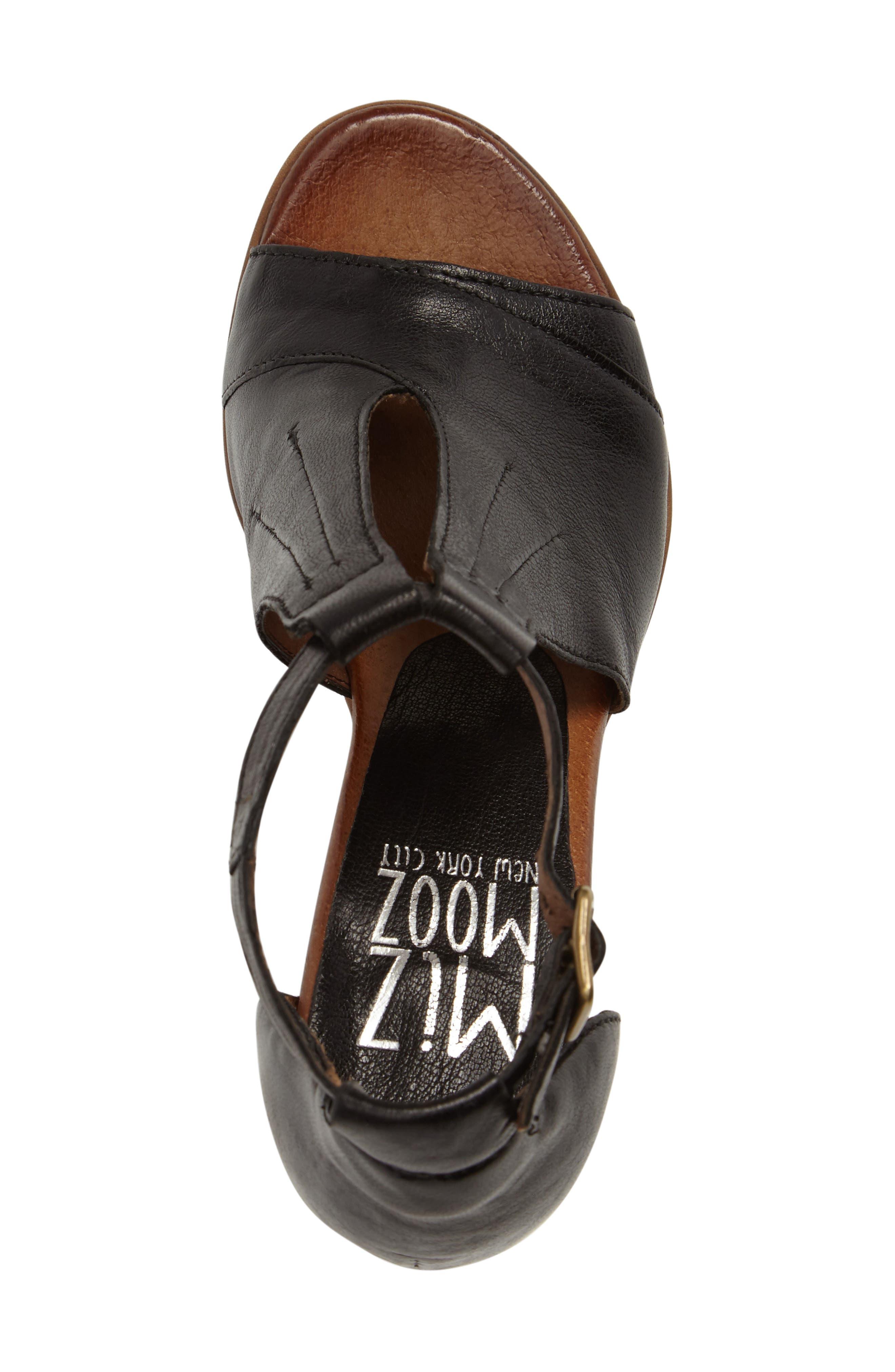 Alternate Image 5  - Miz Mooz Savannah T-Strap Strap Sandal (Women)