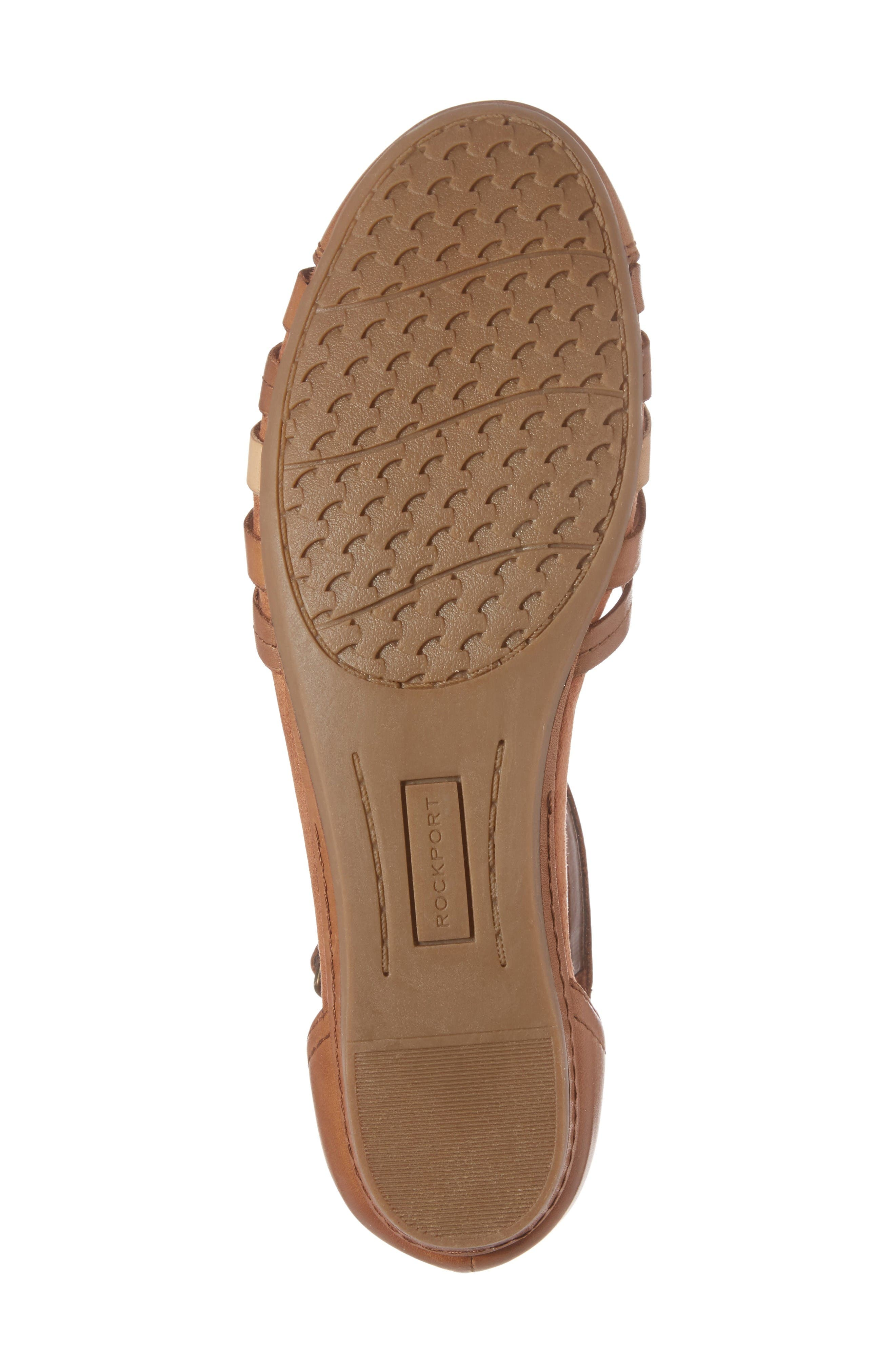 Alternate Image 6  - Rockport Cobb Hill Galway T-Strap Sandal (Women)