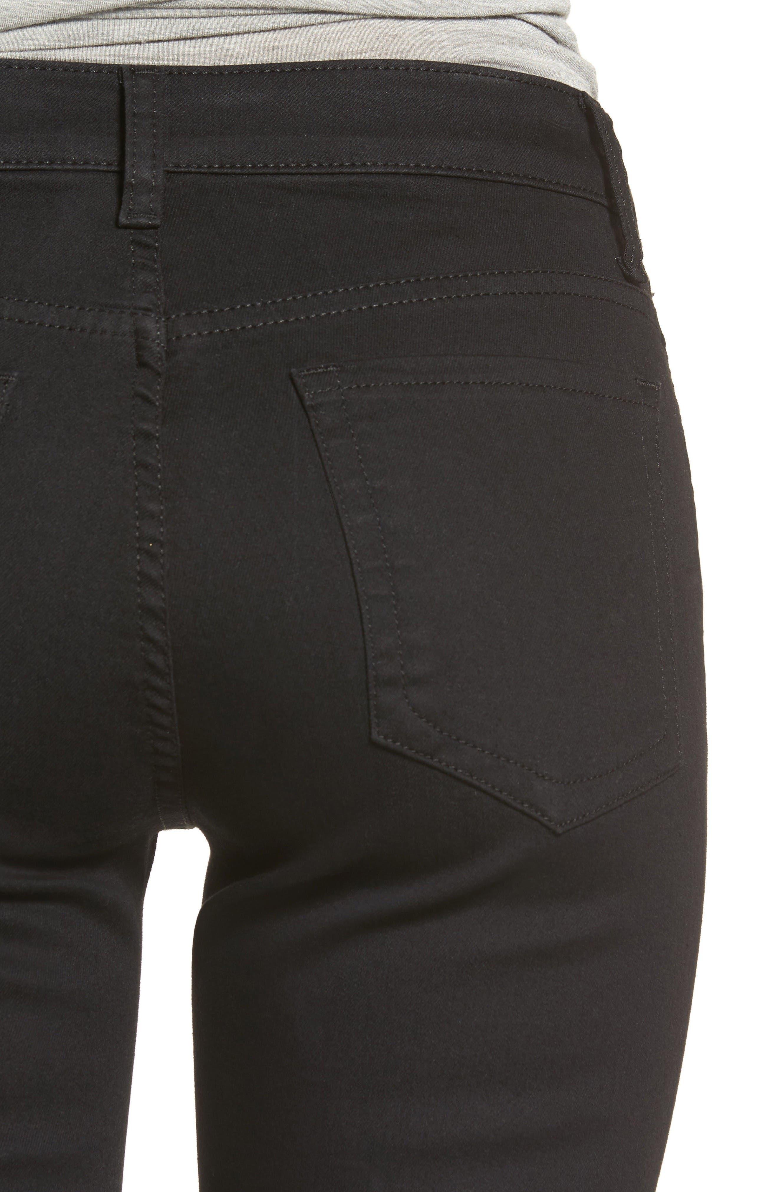 Alternate Image 4  - KUT from the Kloth Diana Stretch Skinny Jeans (Regular & Petite)