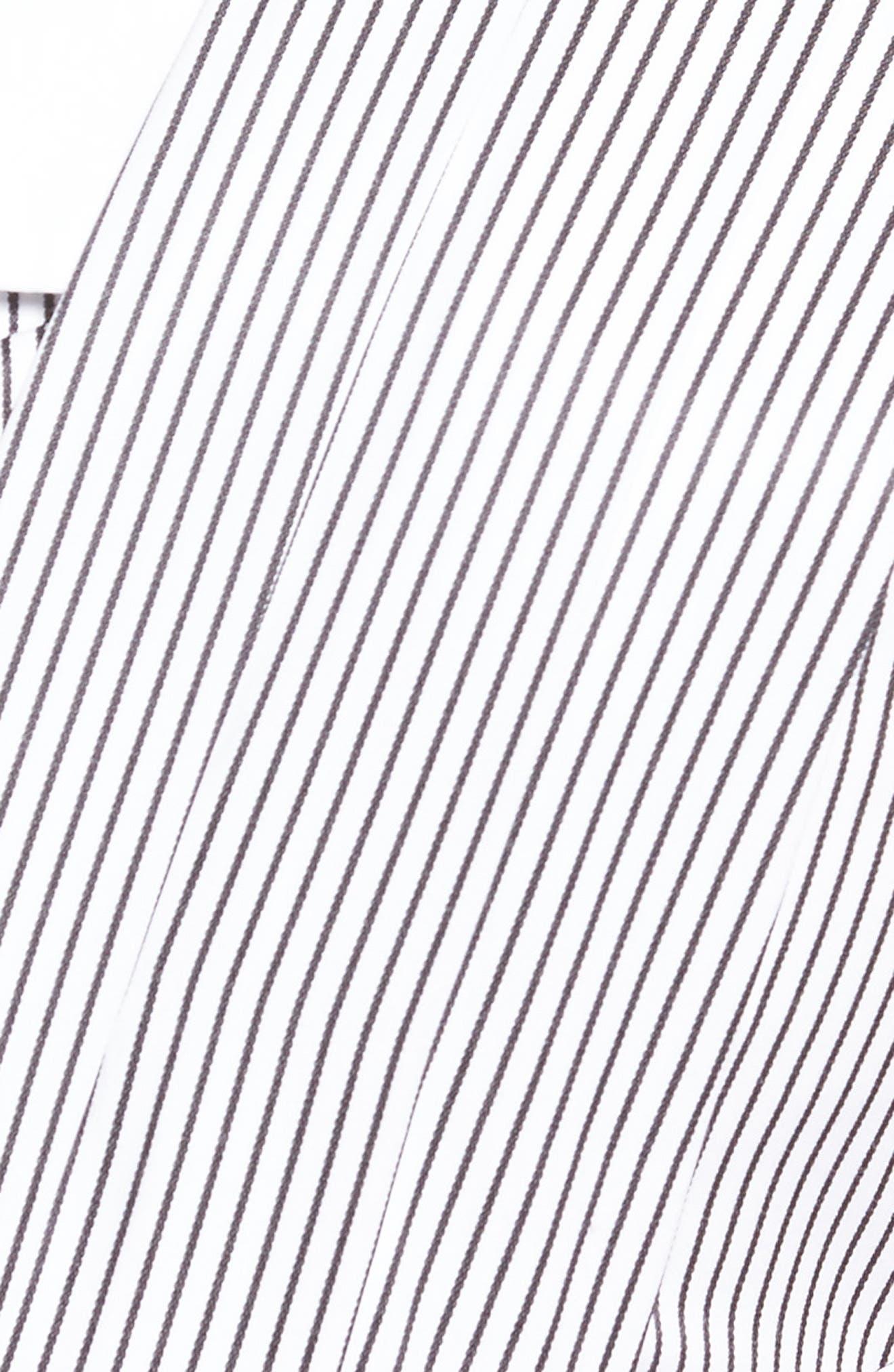 Alternate Image 5  - KENDALL + KYLIE Sleeve Wrap Crop Top