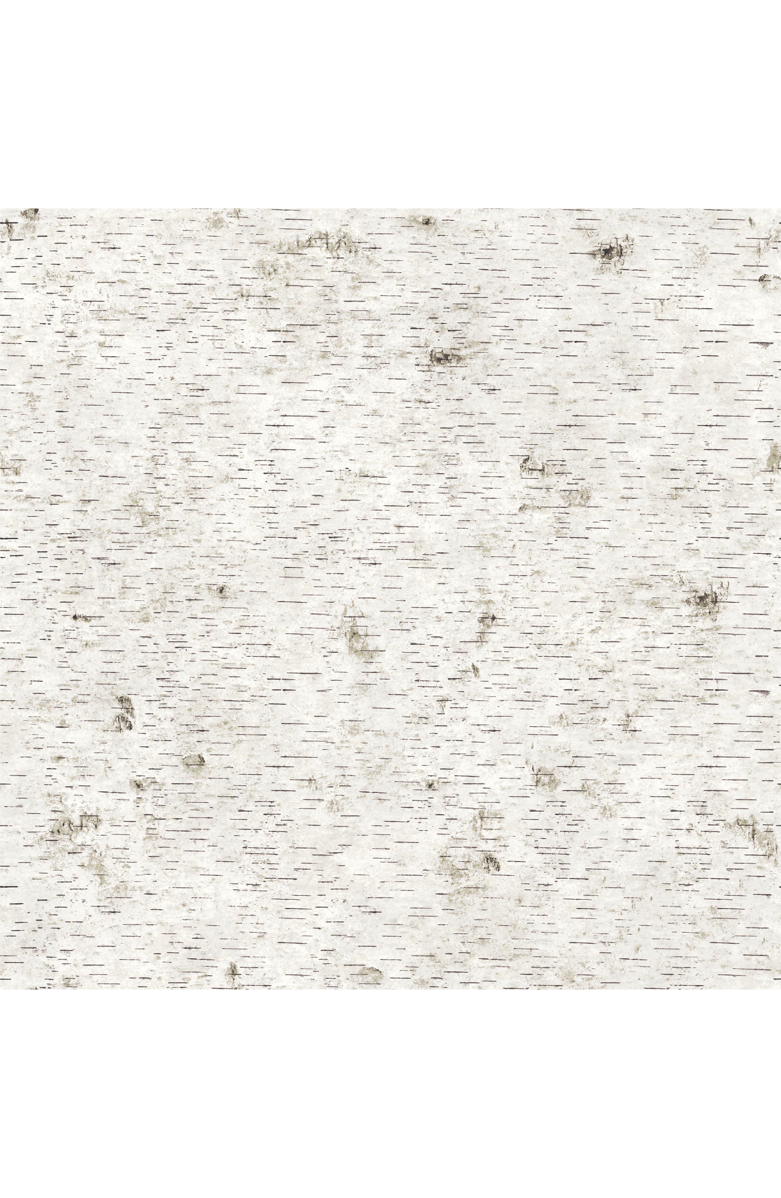 Tempaper Birchy Barky Self-Adhesive Vinyl Wallpaper