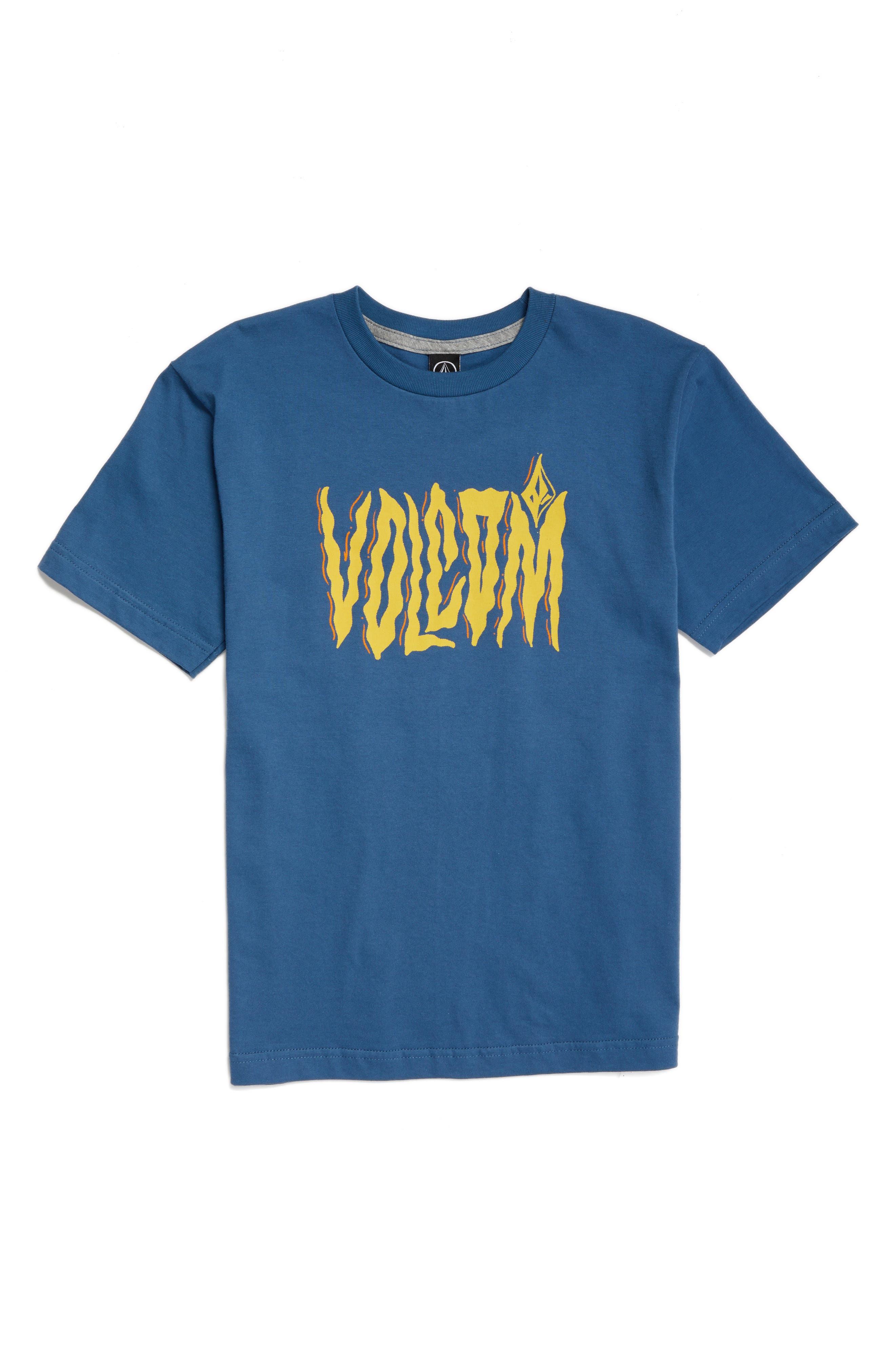 Volcom Steam T-Shirt (Toddler Boys, Little Boys & Big Boys)