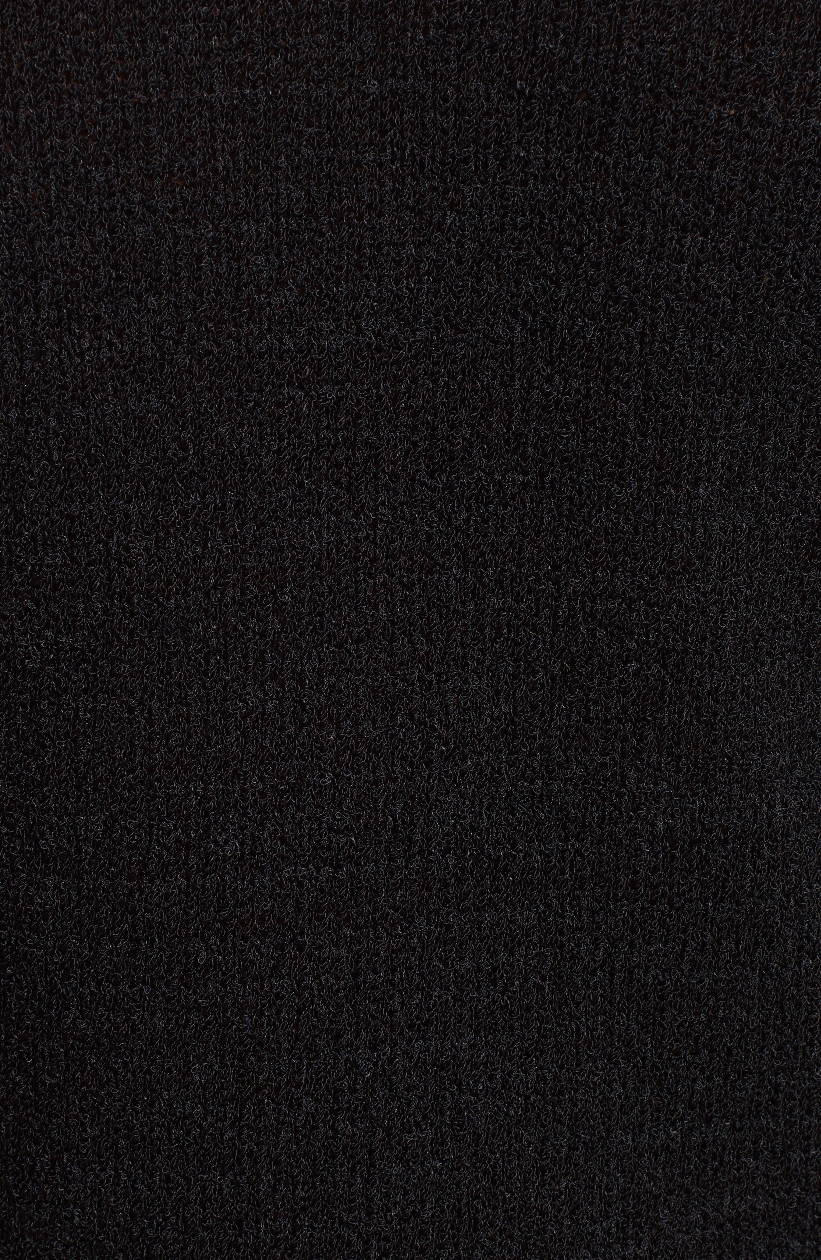 40s Intarsia Sweater,                             Alternate thumbnail 3, color,                             Black Multi