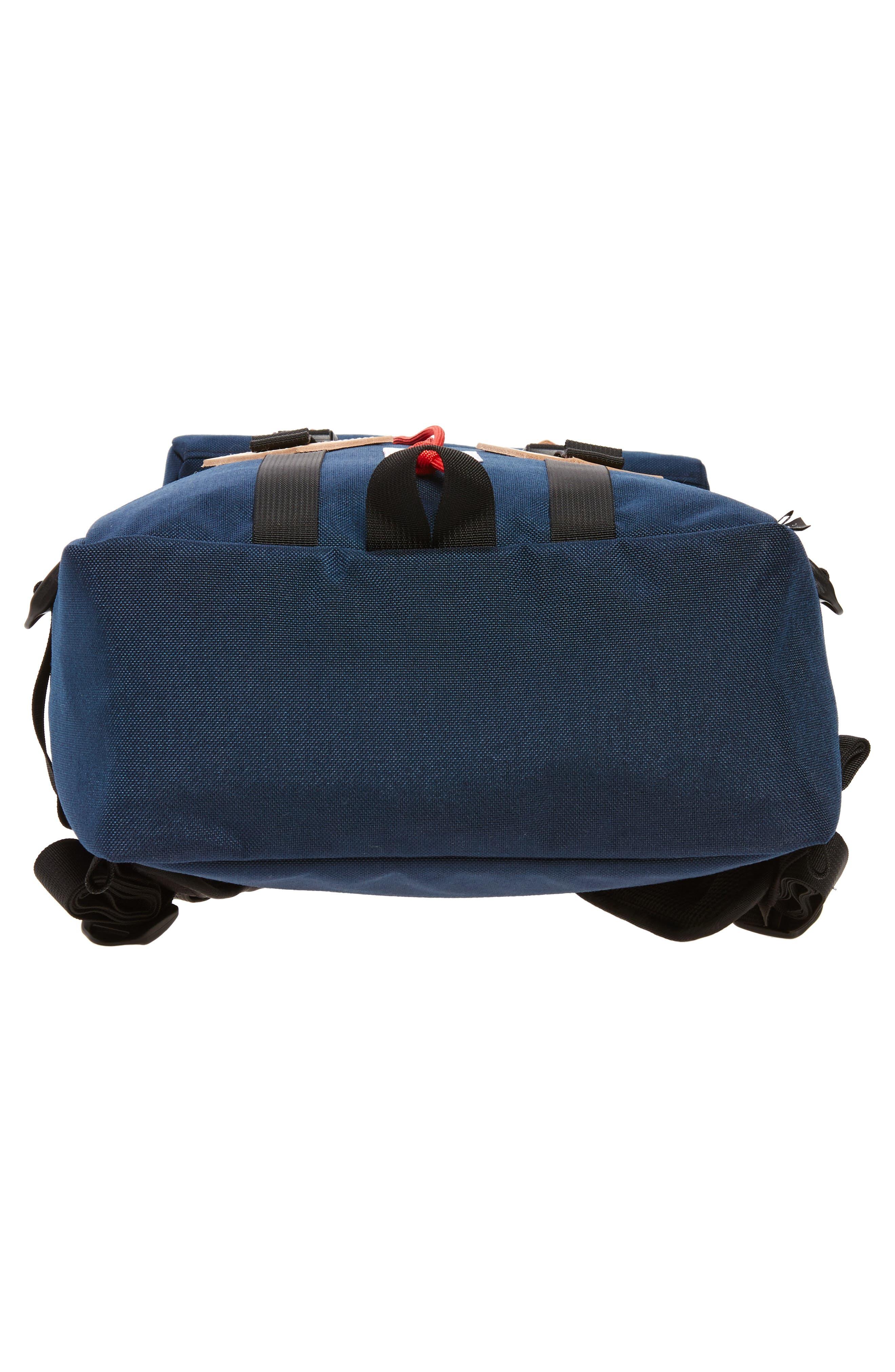 'Klettersack' Backpack,                             Alternate thumbnail 6, color,                             Navy