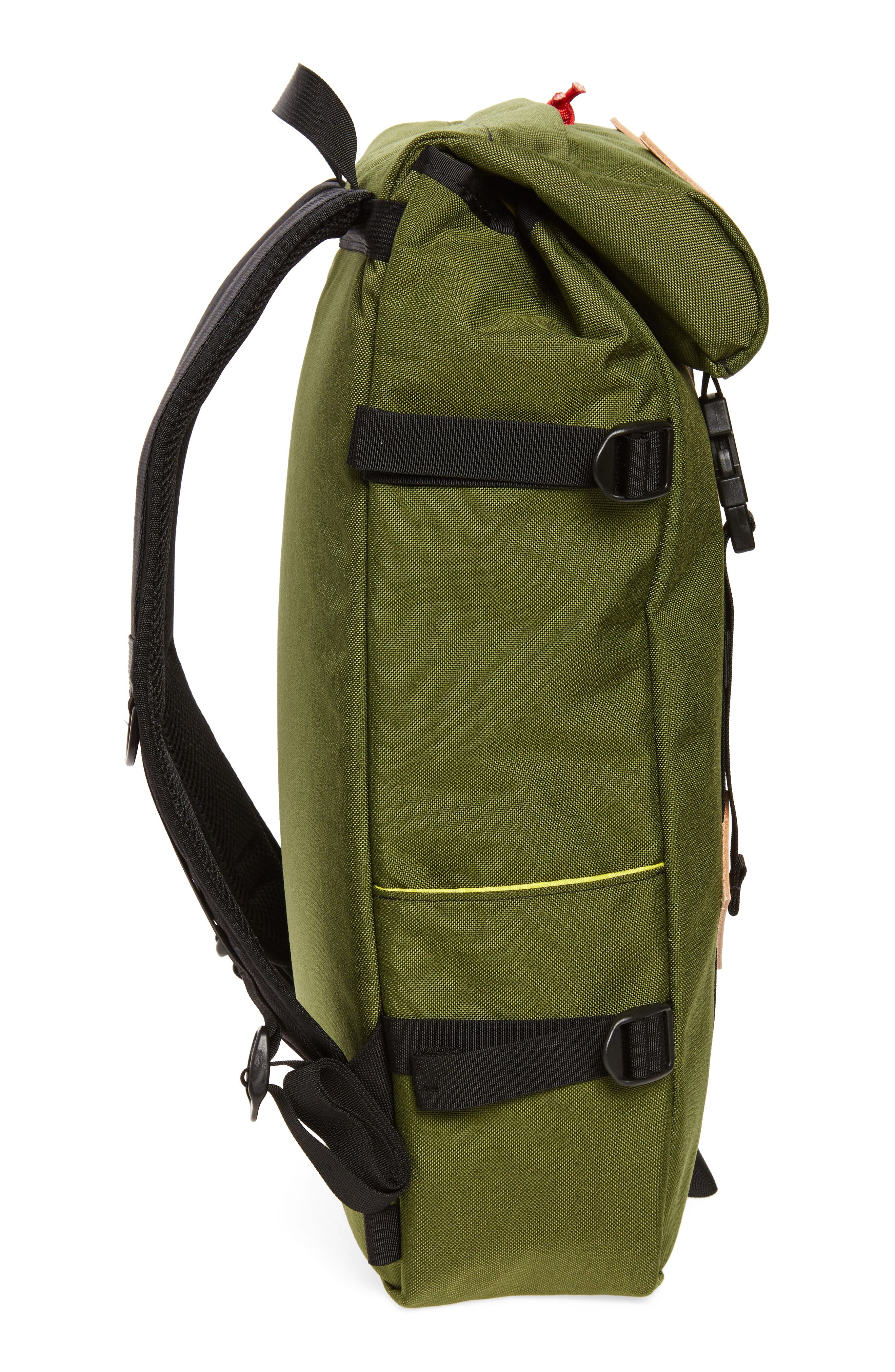 Klettersack Backpack,                             Alternate thumbnail 5, color,                             Olive