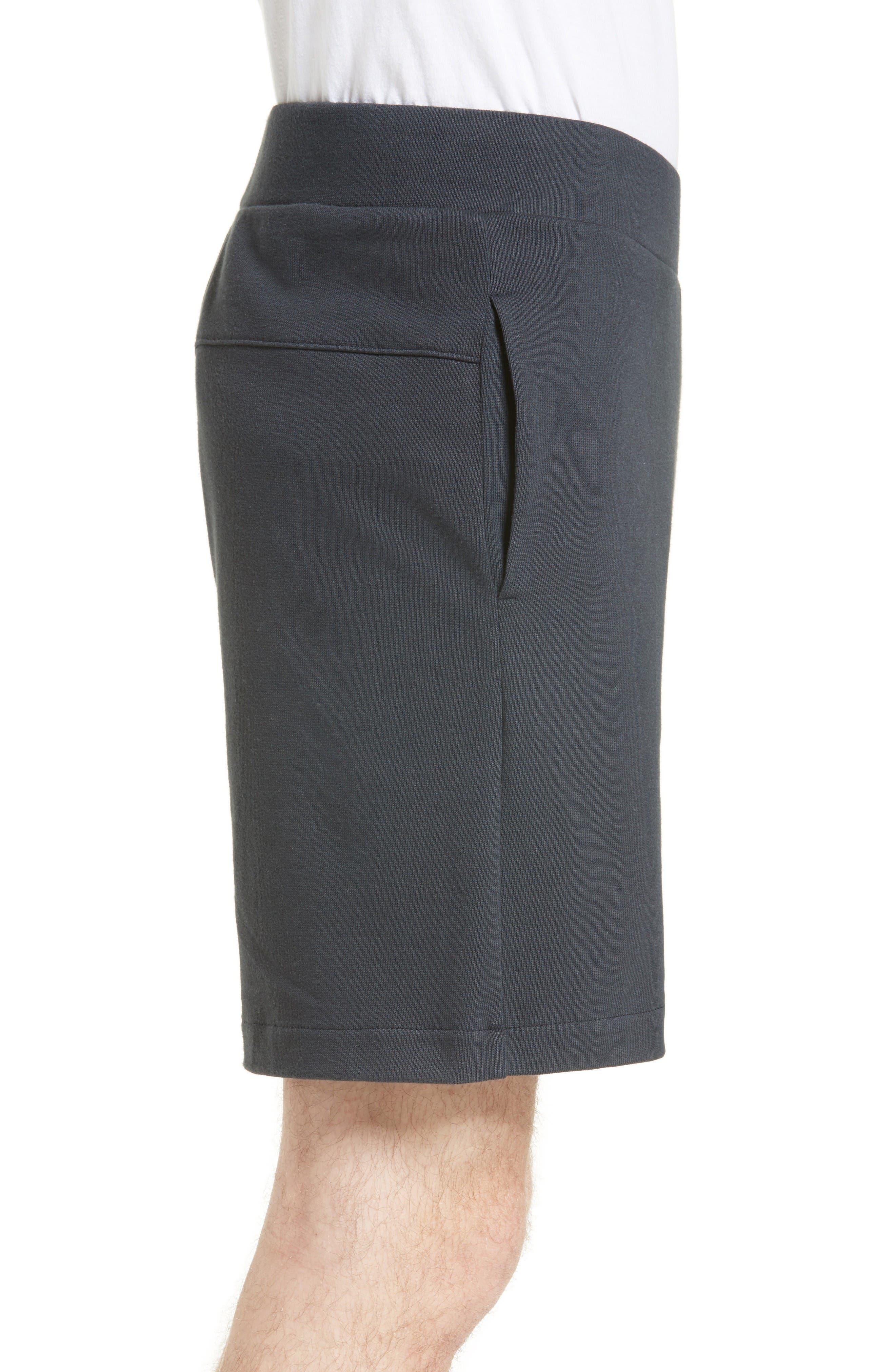 Alternate Image 3  - A.P.C. Green Park Jersey Shorts