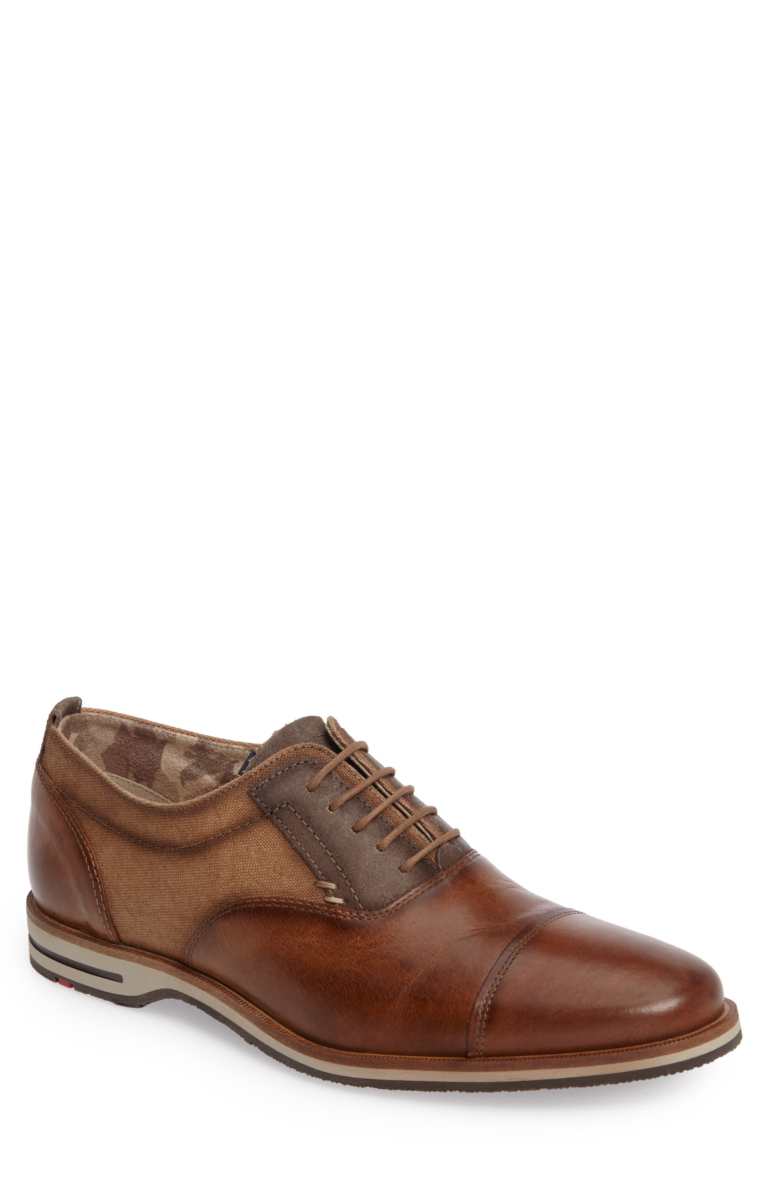 Lloyd Denton Cap Toe Oxford (Men)