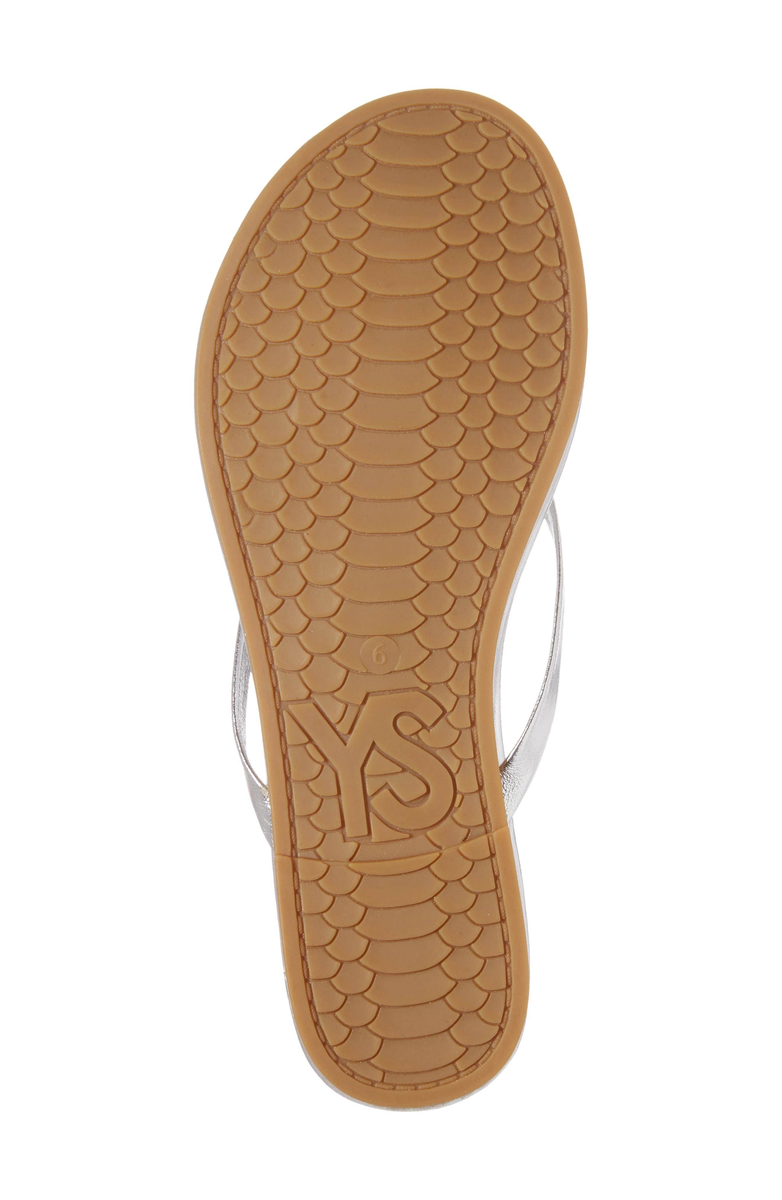 Alternate Image 6  - Yosi Samra Rivington Flip Flop (Women)