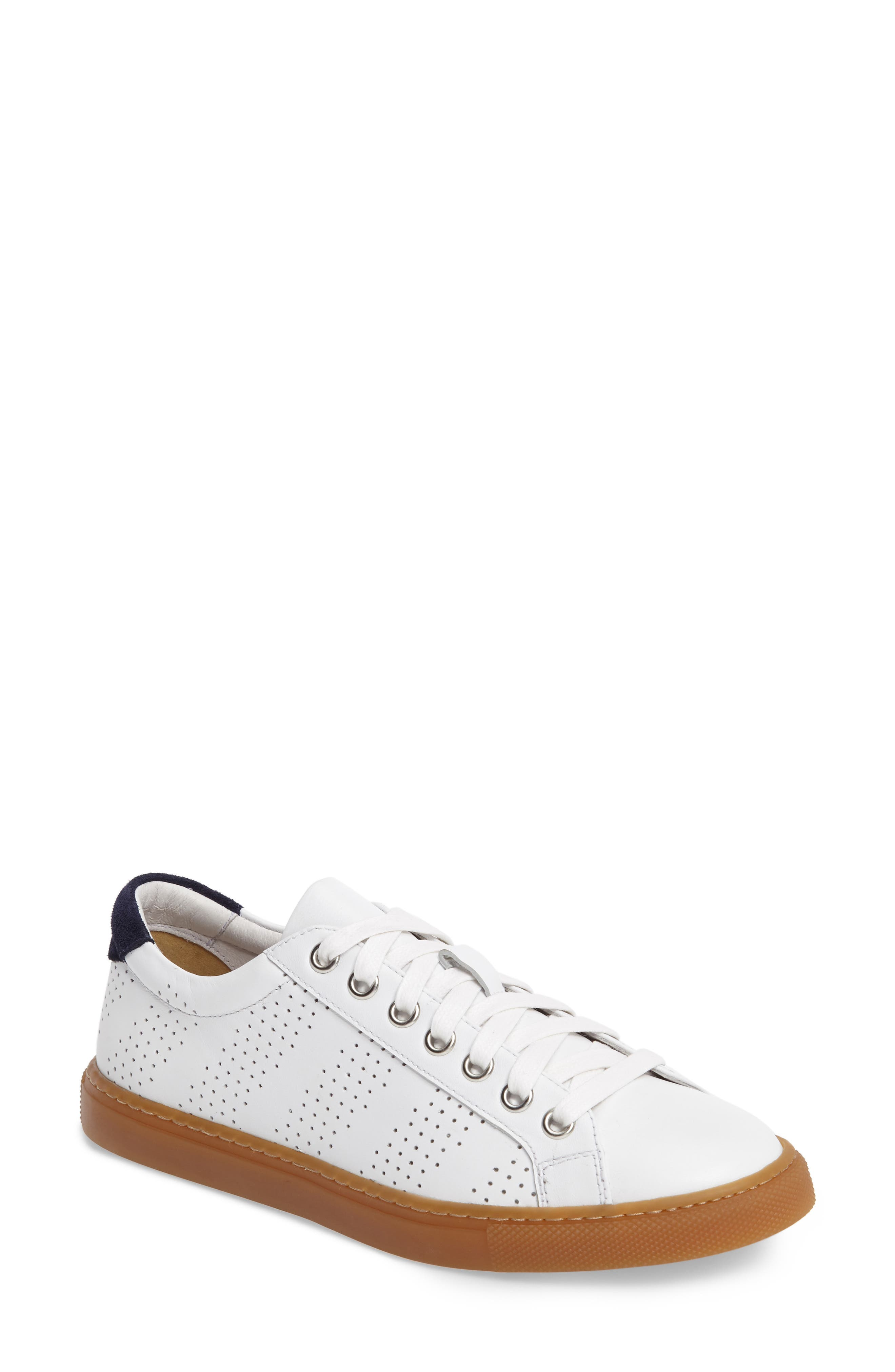 Alternate Image 1 Selected - Treasure & Bond Merrick Perforated Sneaker (Women)