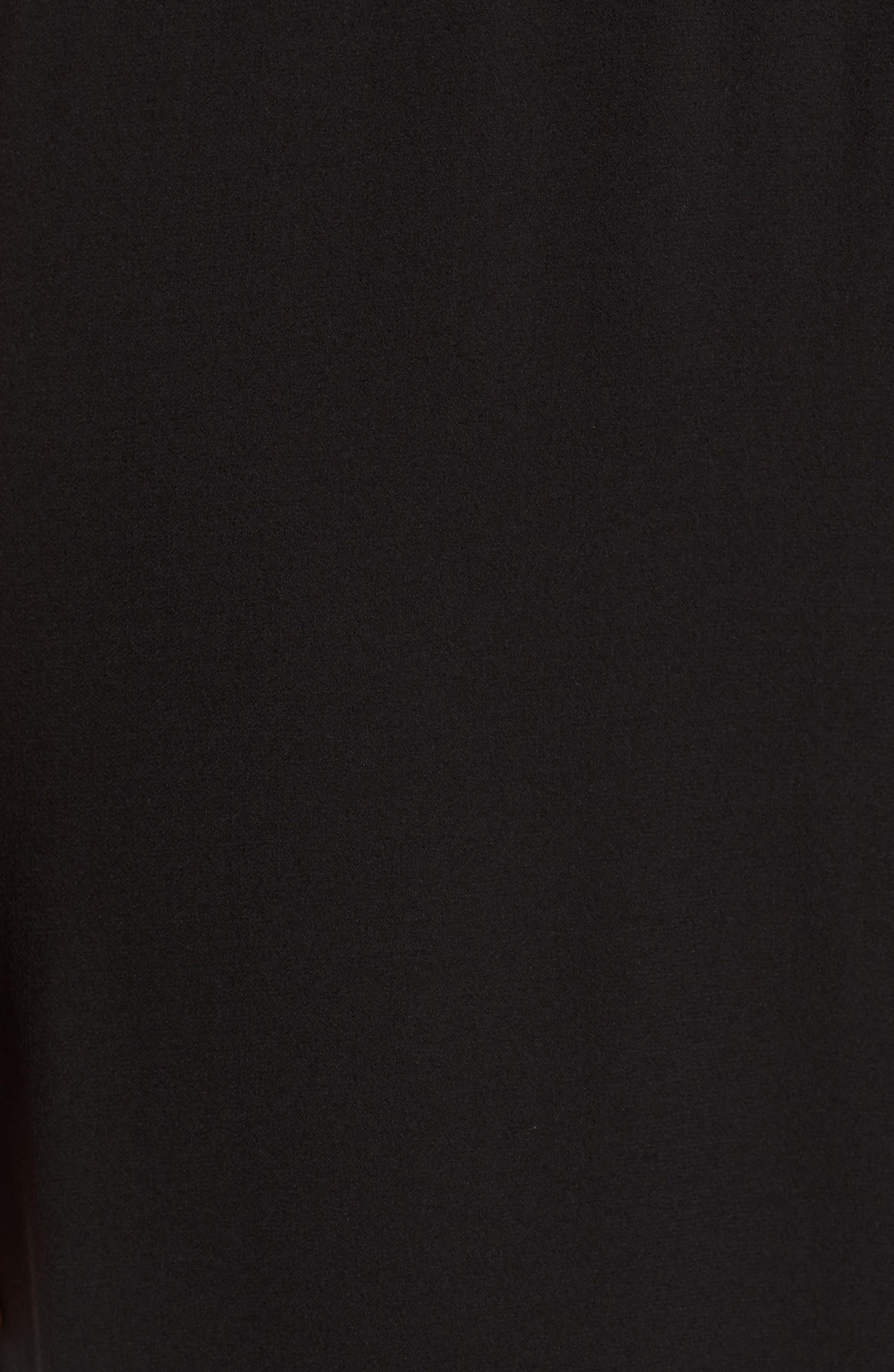 Alternate Image 6  - Eileen Fisher Silk Crop Pants (Regular & Petite)