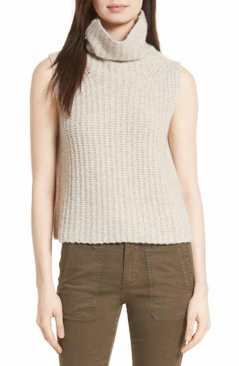 Women's Sleeveless Turtleneck Sweaters | Nordstrom