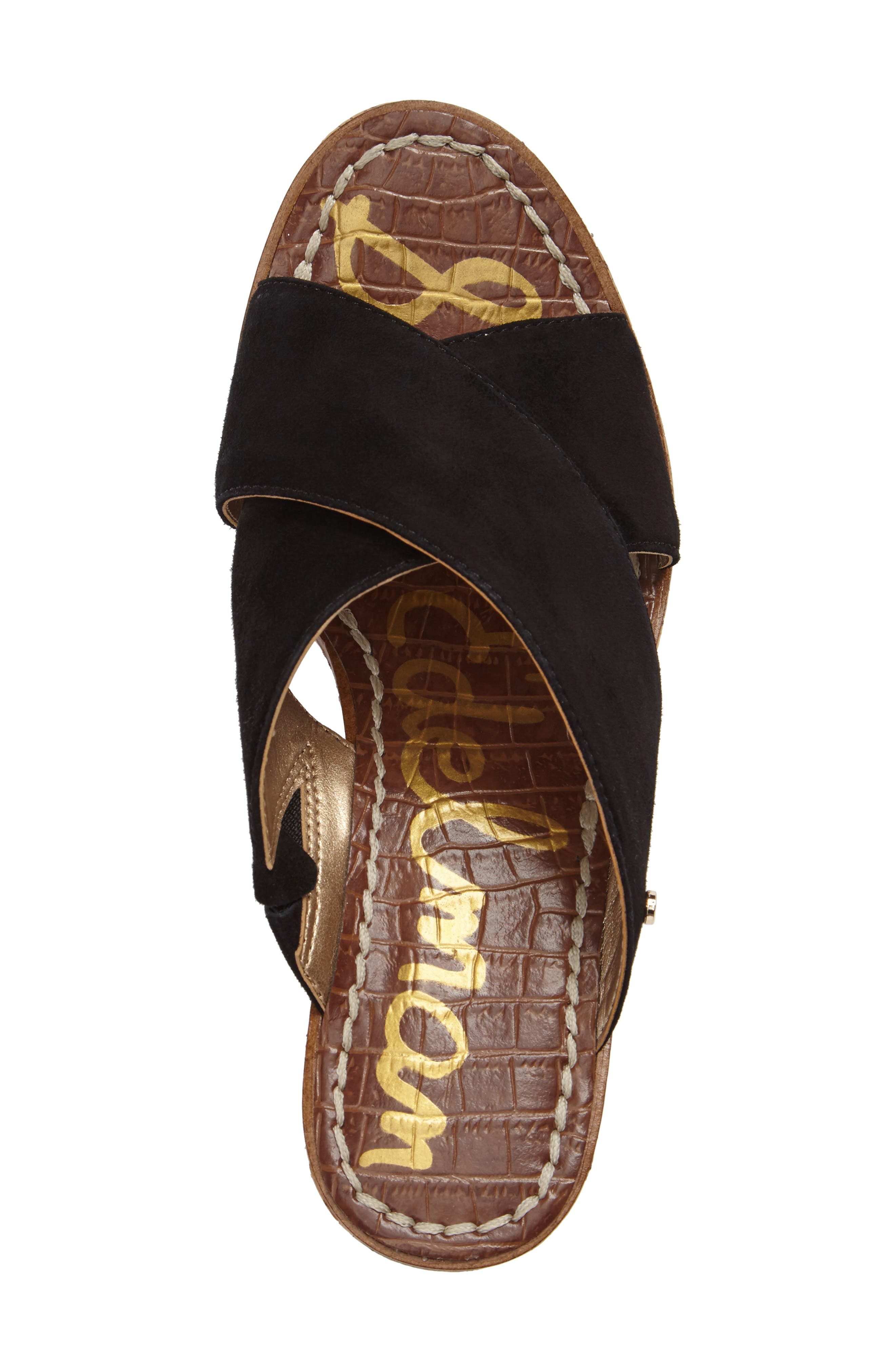 Alternate Image 4  - Sam Edelman Darlene Platform Wedge Sandal (Women)