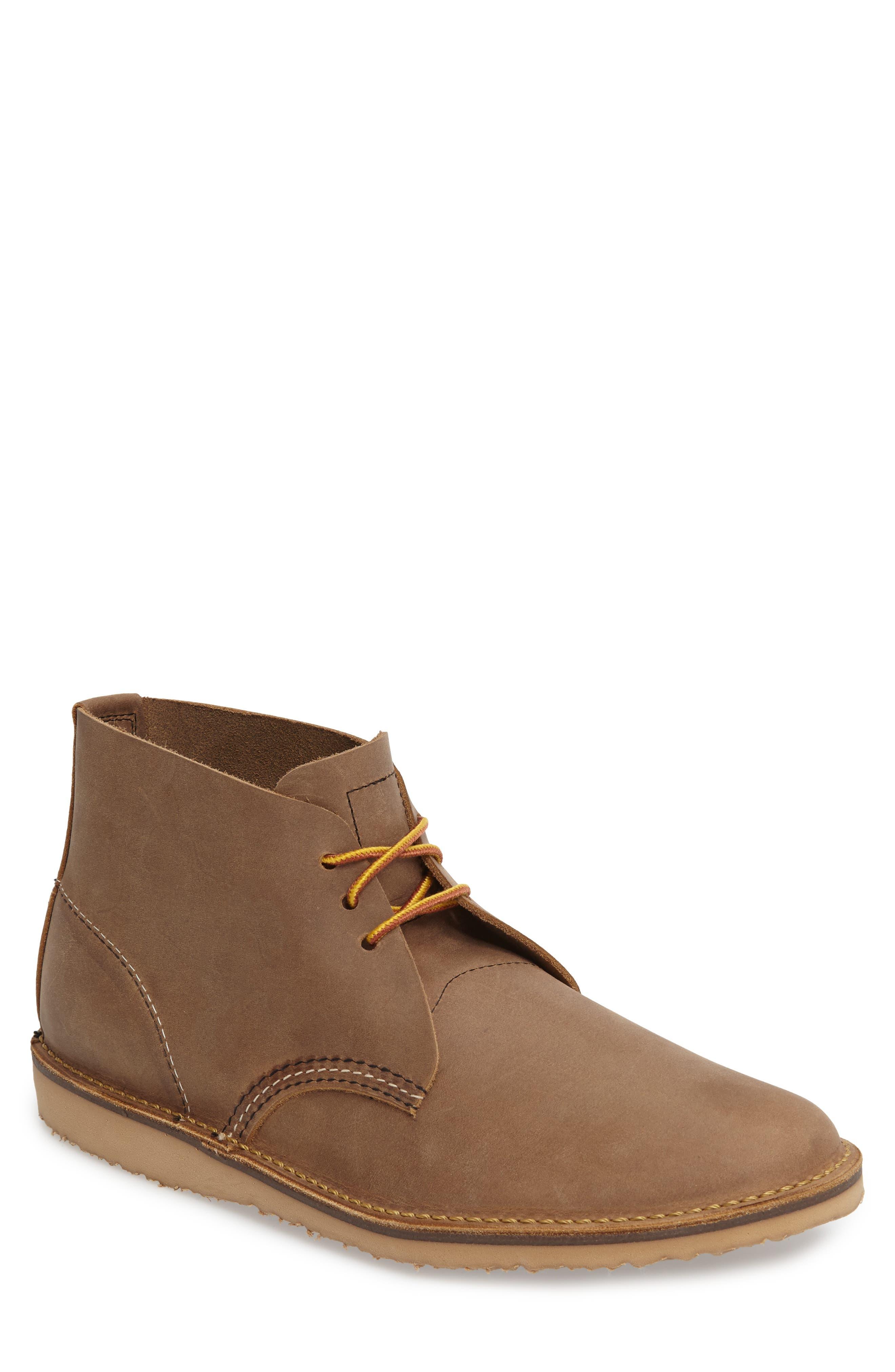 Chukka Boot,                         Main,                         color, Sand