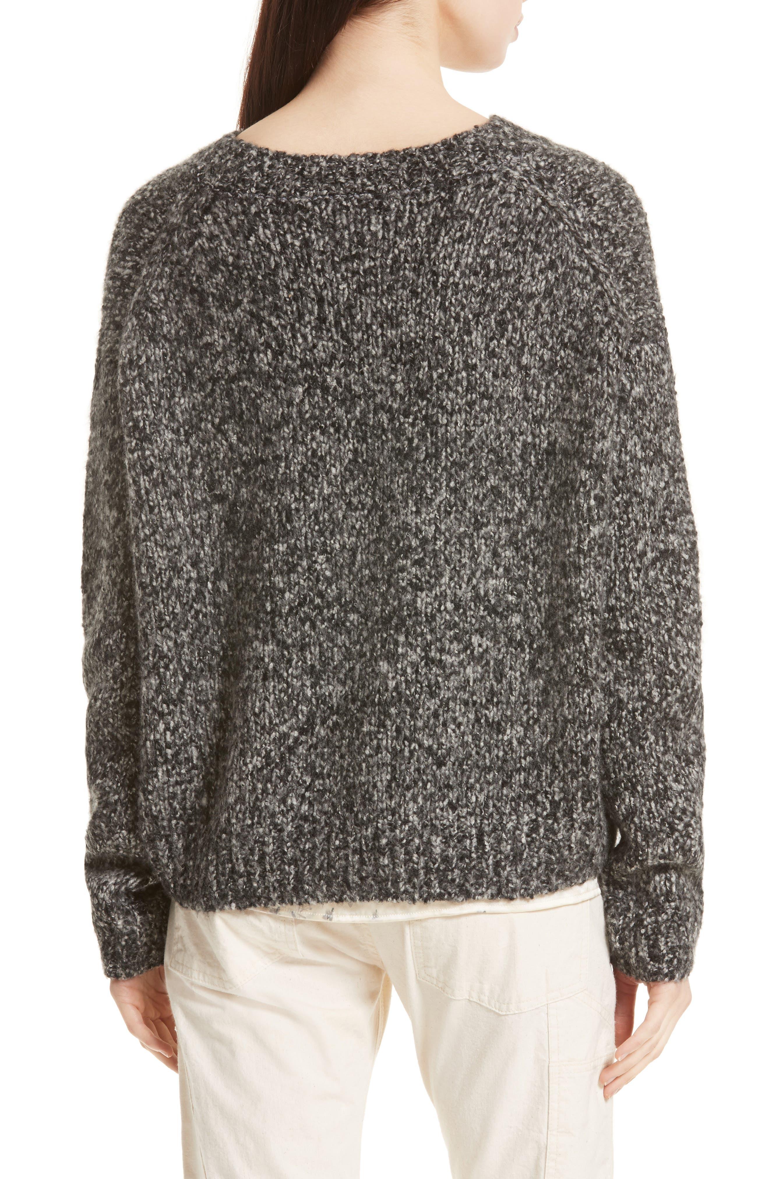 Alternate Image 2  - Vince Chunky Knit Sweater