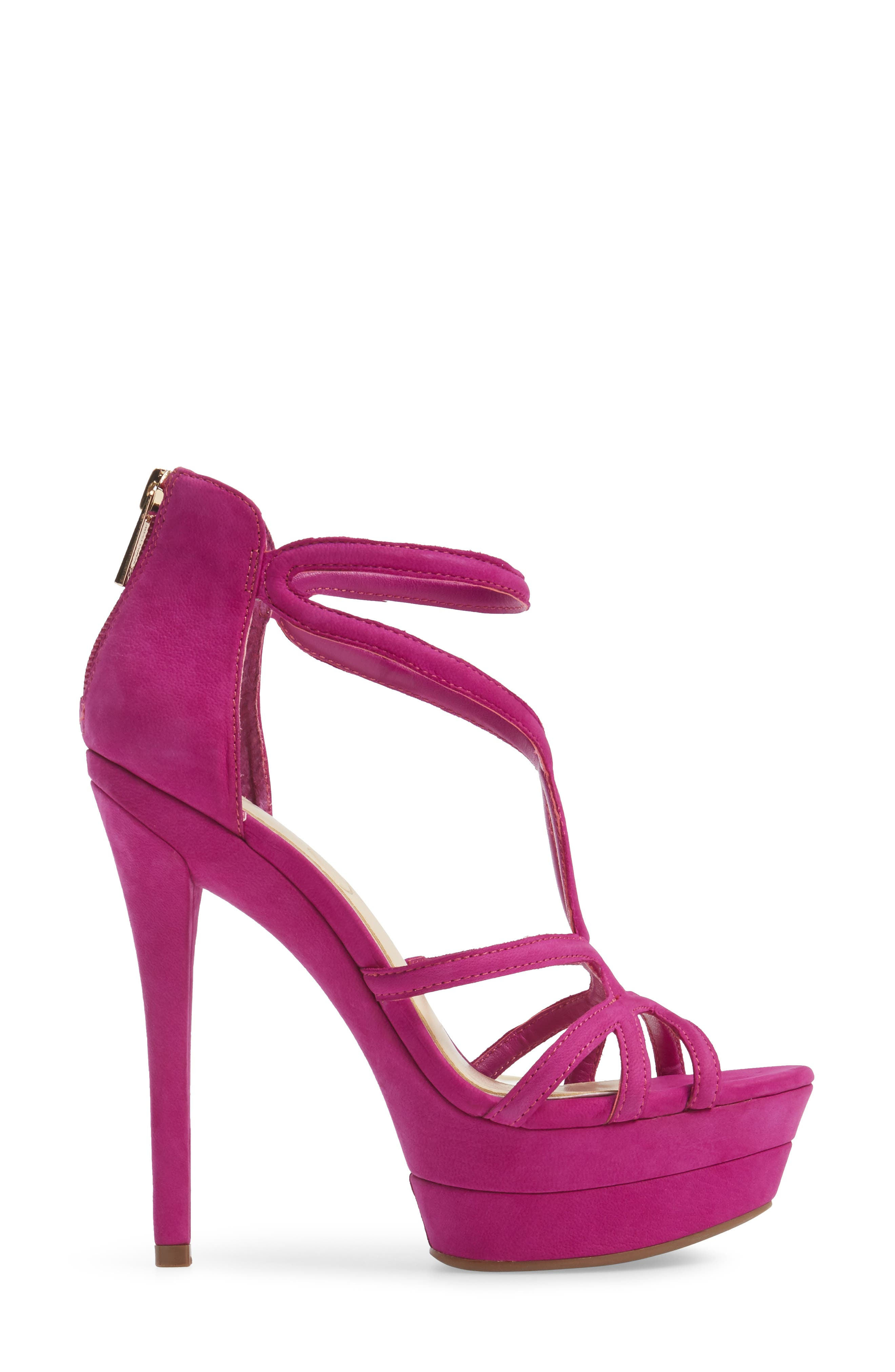 Alternate Image 3  - Jessica Simpson Rozmari Platform Sandal (Women)