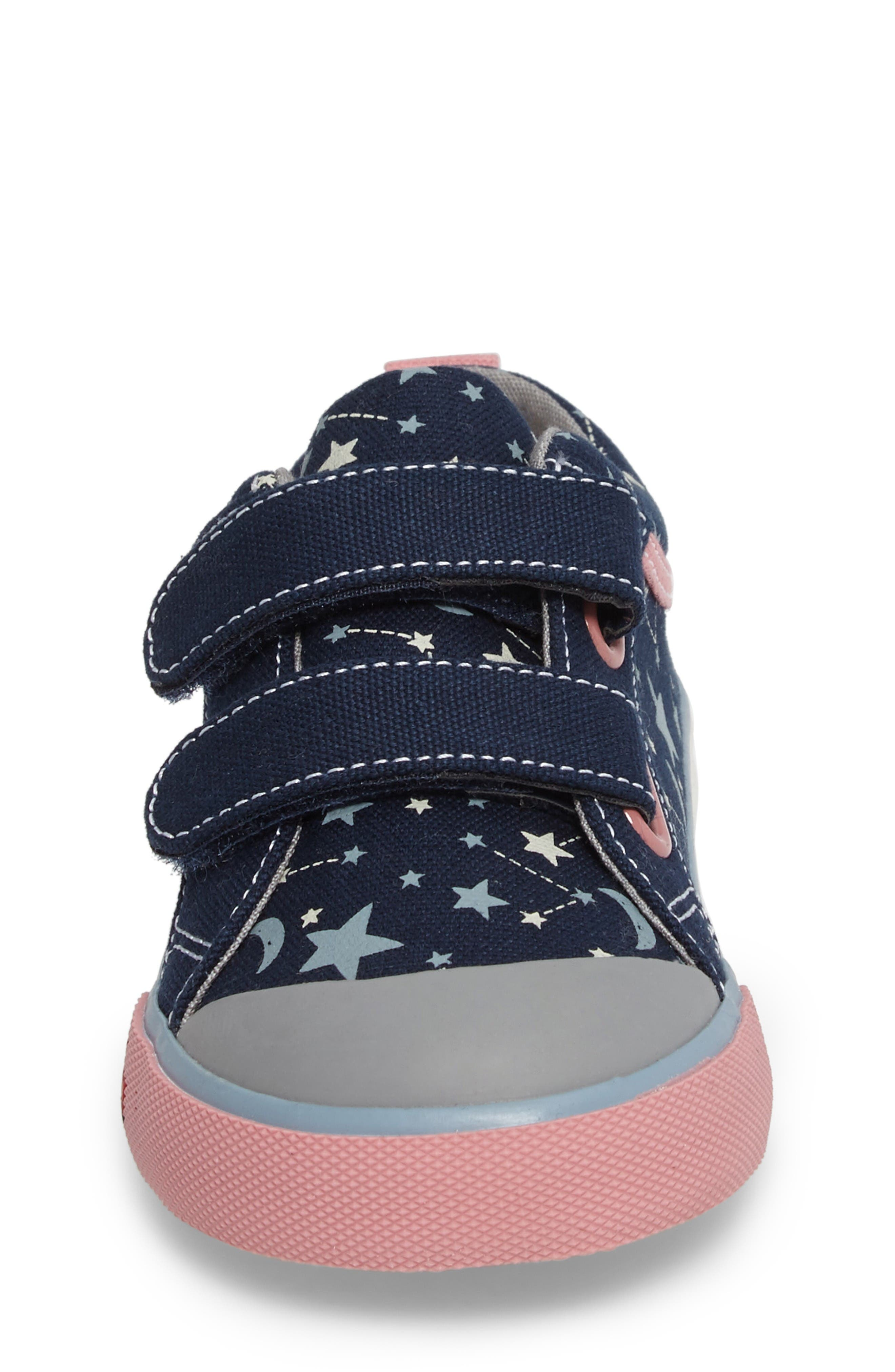 Alternate Image 4  - See Kai Run Robyne Sneaker (Baby, Walker & Toddler)