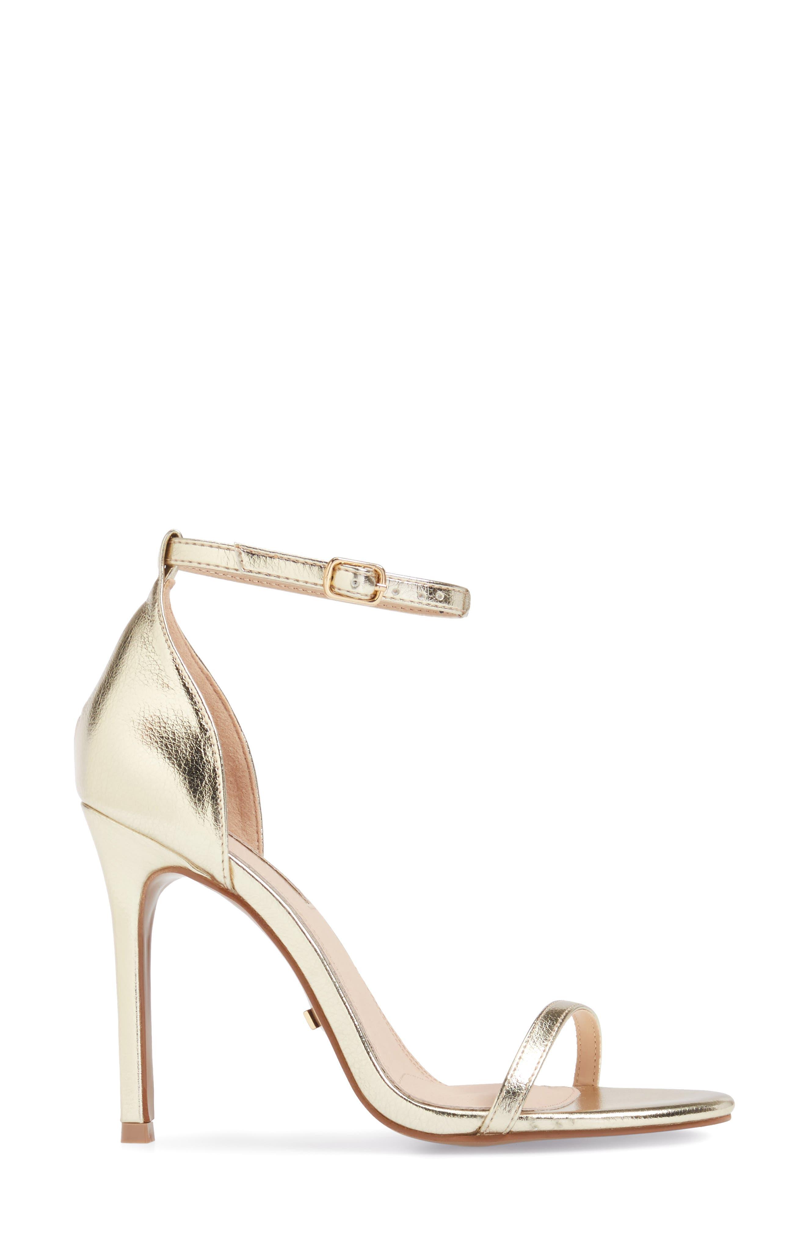 Alternate Image 3  - Topshop Rosalie Ankle Strap Sandal (Women)