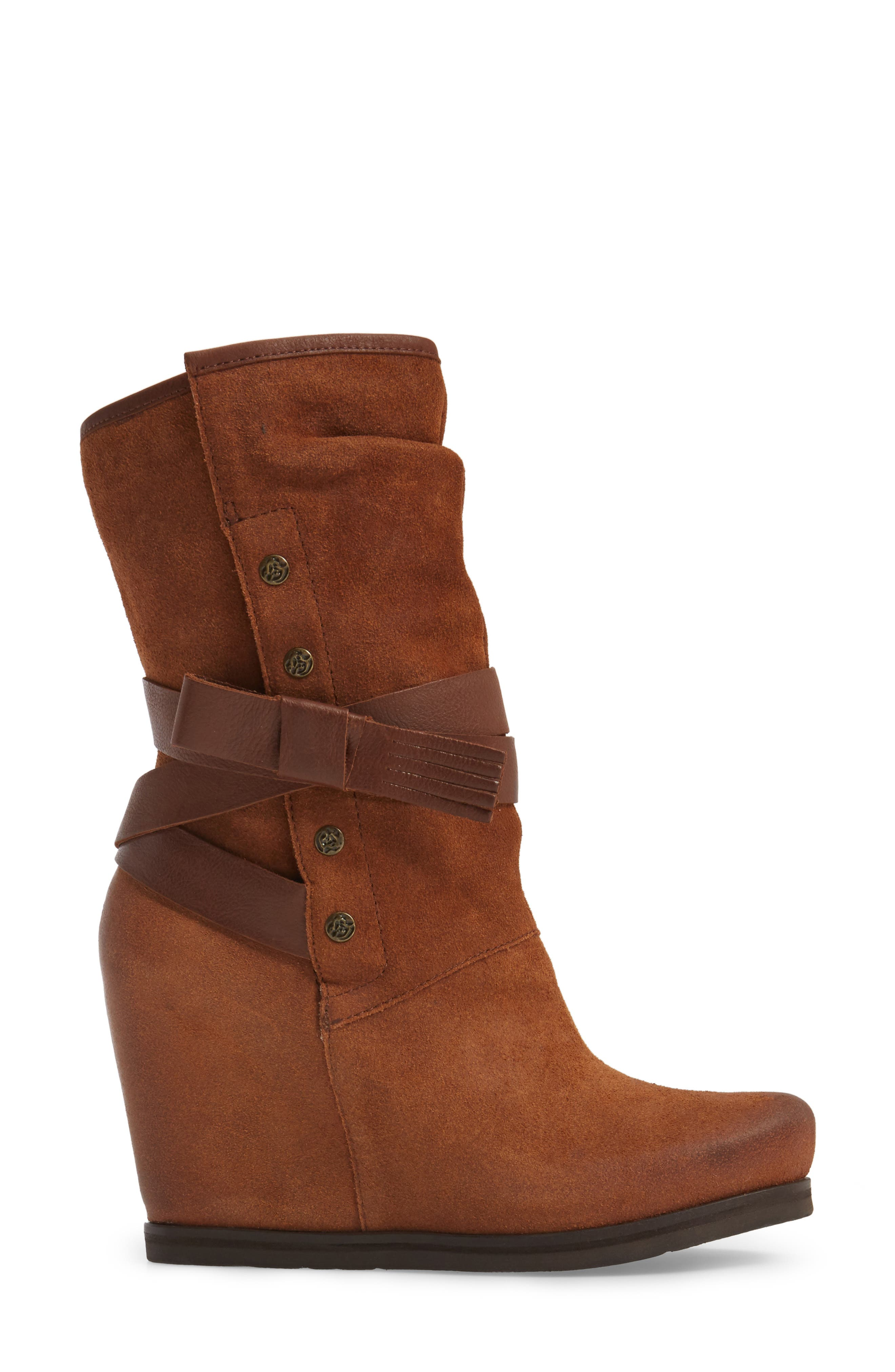 Alternate Image 3  - OTBT Chakra Wedge Boot (Women)