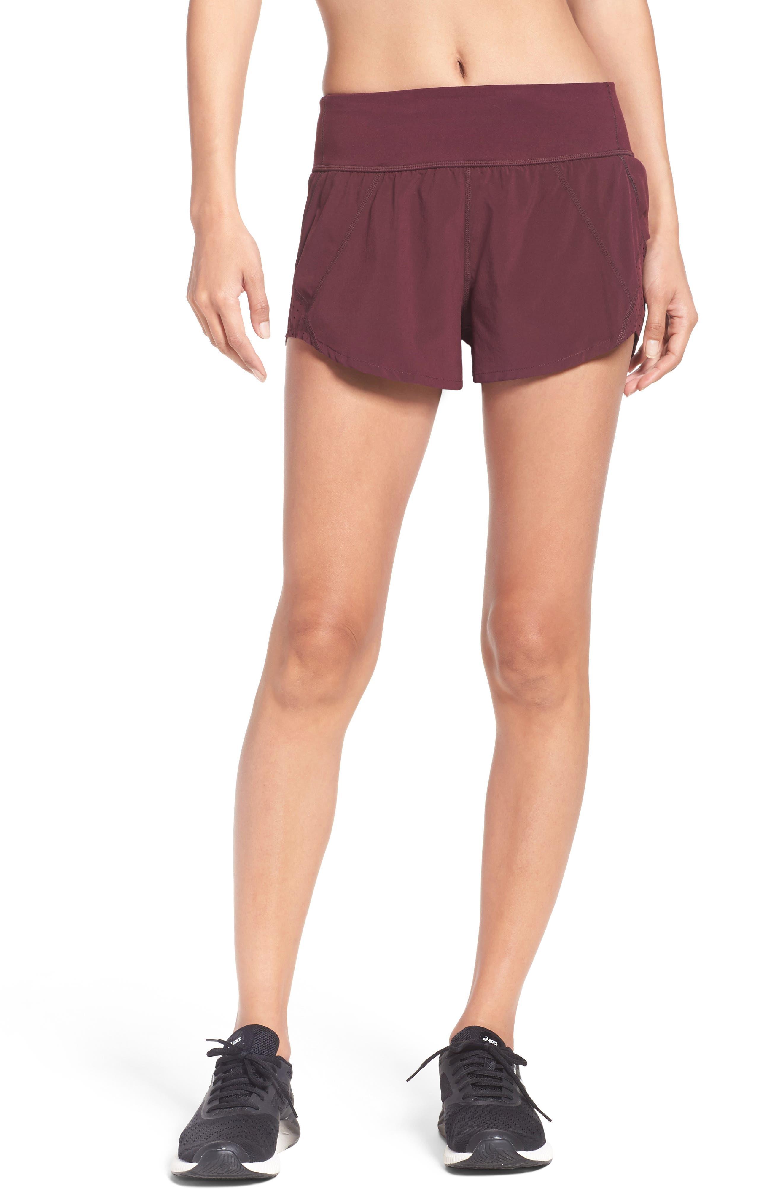 Zella Runaround Compact Shorts