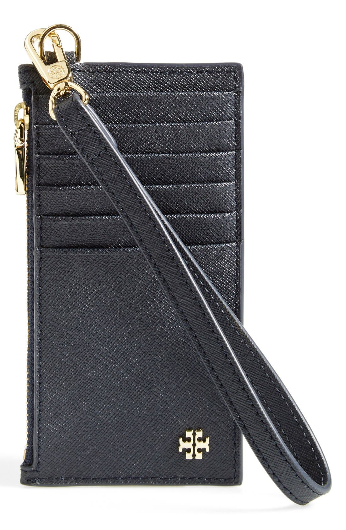 Alternate Image 1 Selected - Tory Burch 'York' Card Case