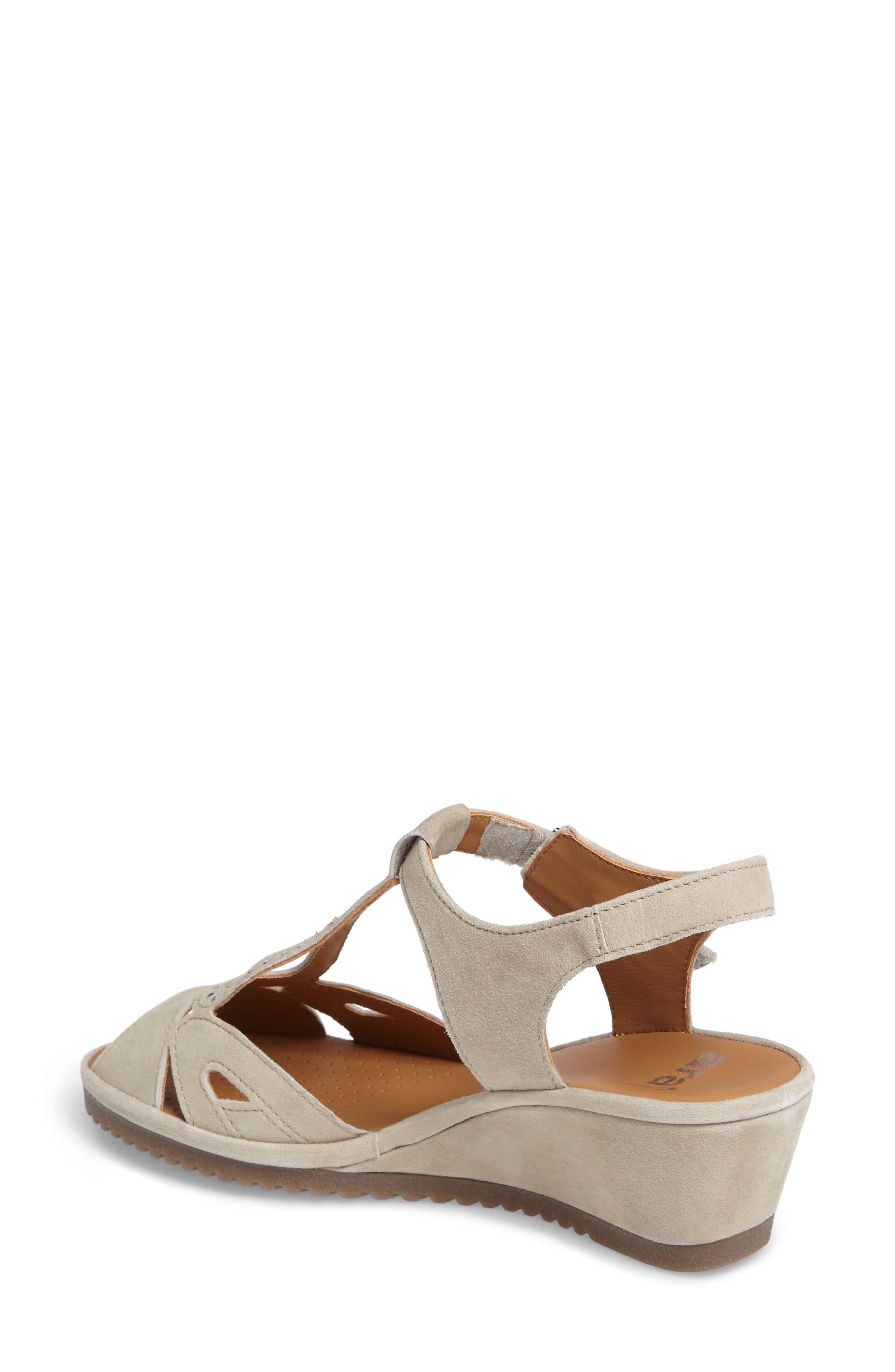 Alternate Image 2  - ara Wedge Sandal (Women)