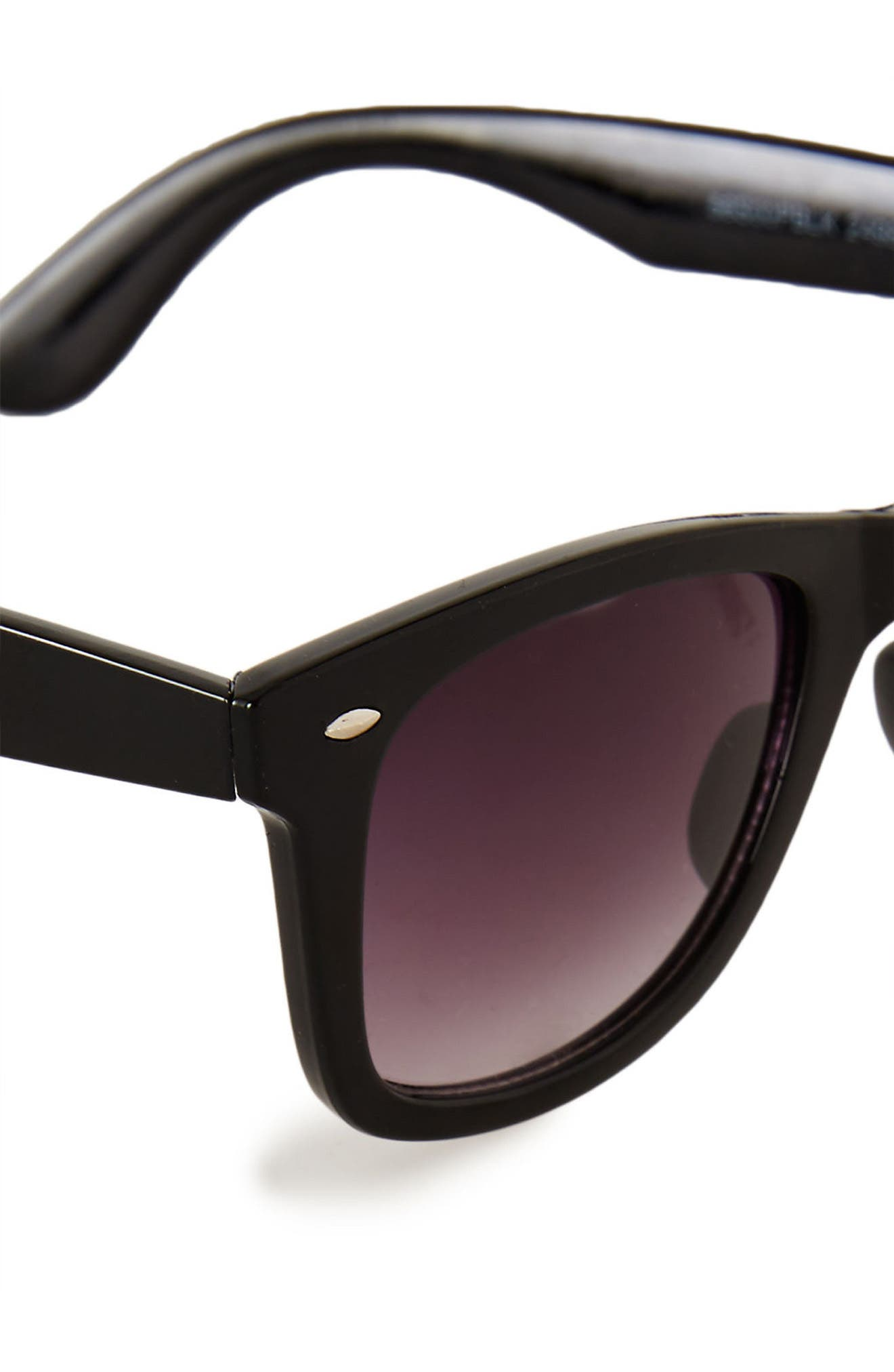 Alternate Image 2  - Topman 48mm Round Sunglasses