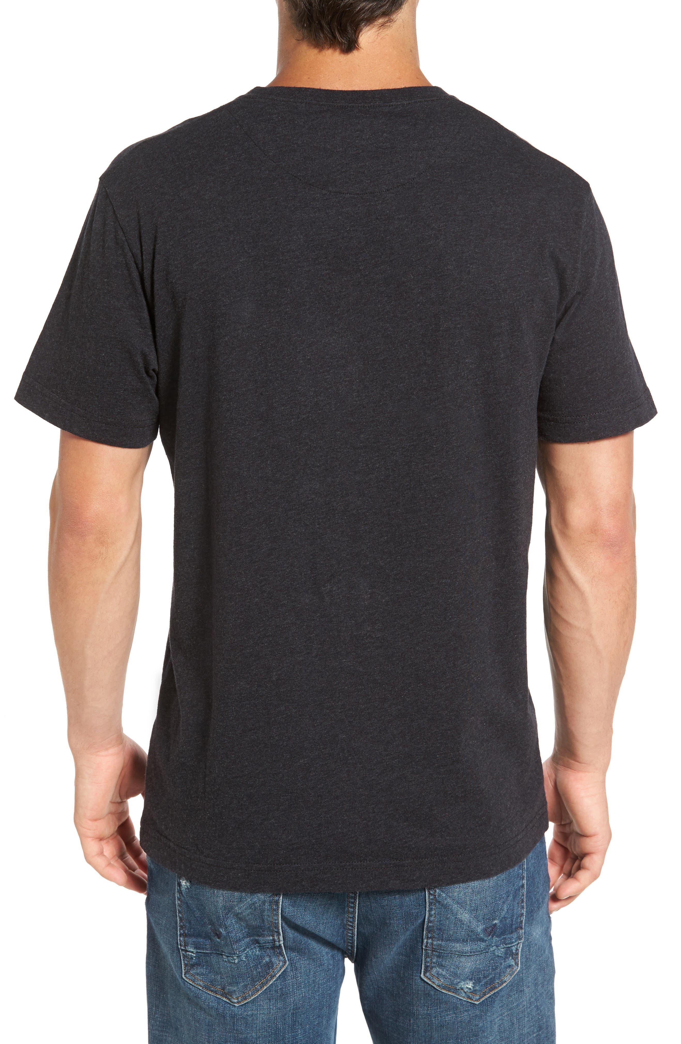 The Gunn T-Shirt,                             Alternate thumbnail 2, color,                             Charcoal