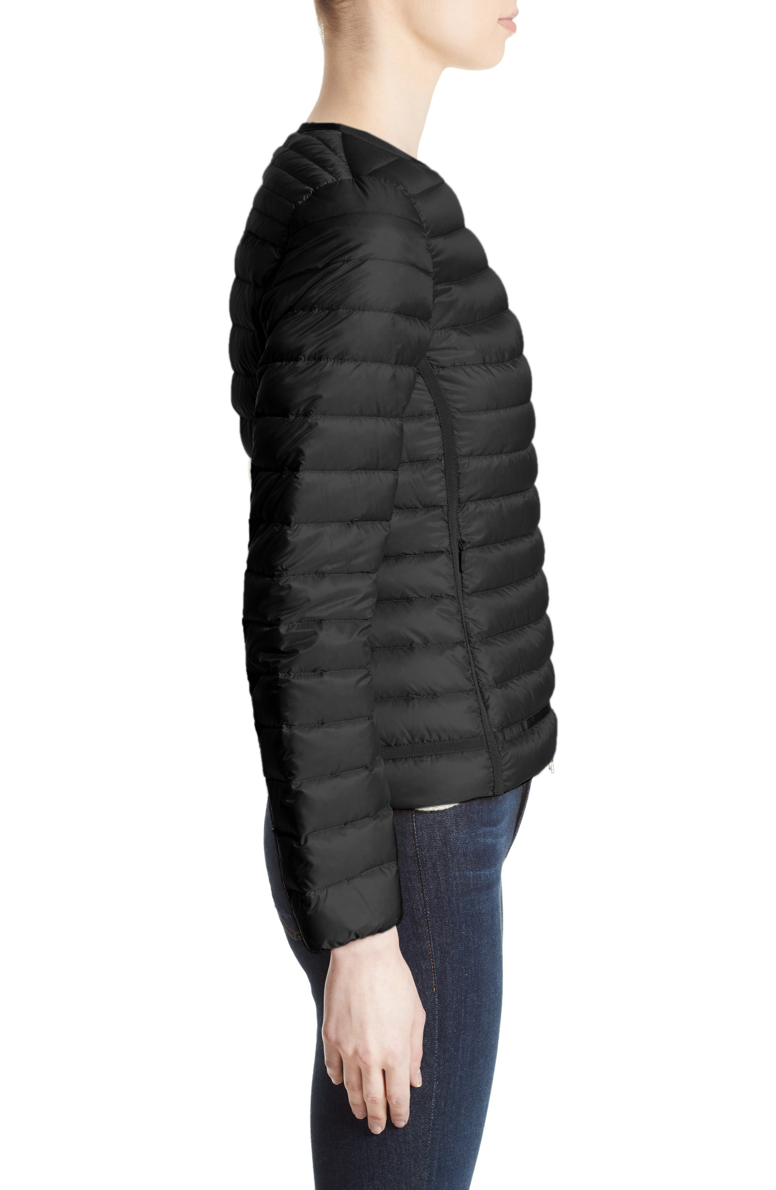 Alternate Image 5  - Moncler Amy Quilted Down Jacket