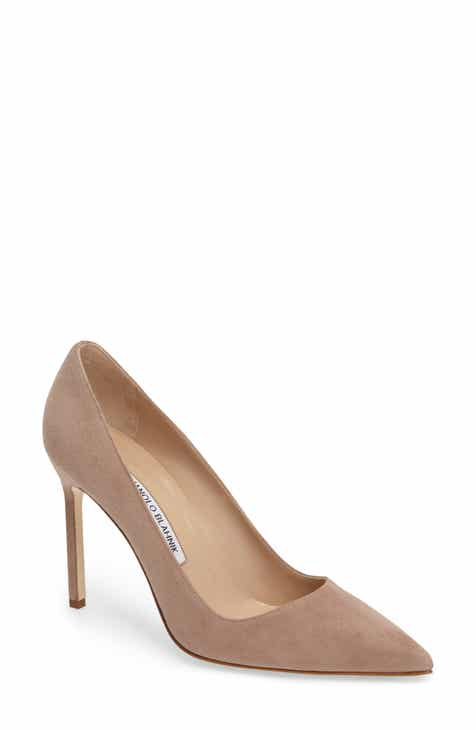 c5211989f19 Manolo Blahnik  BB  Pointy Toe Pump (Women)