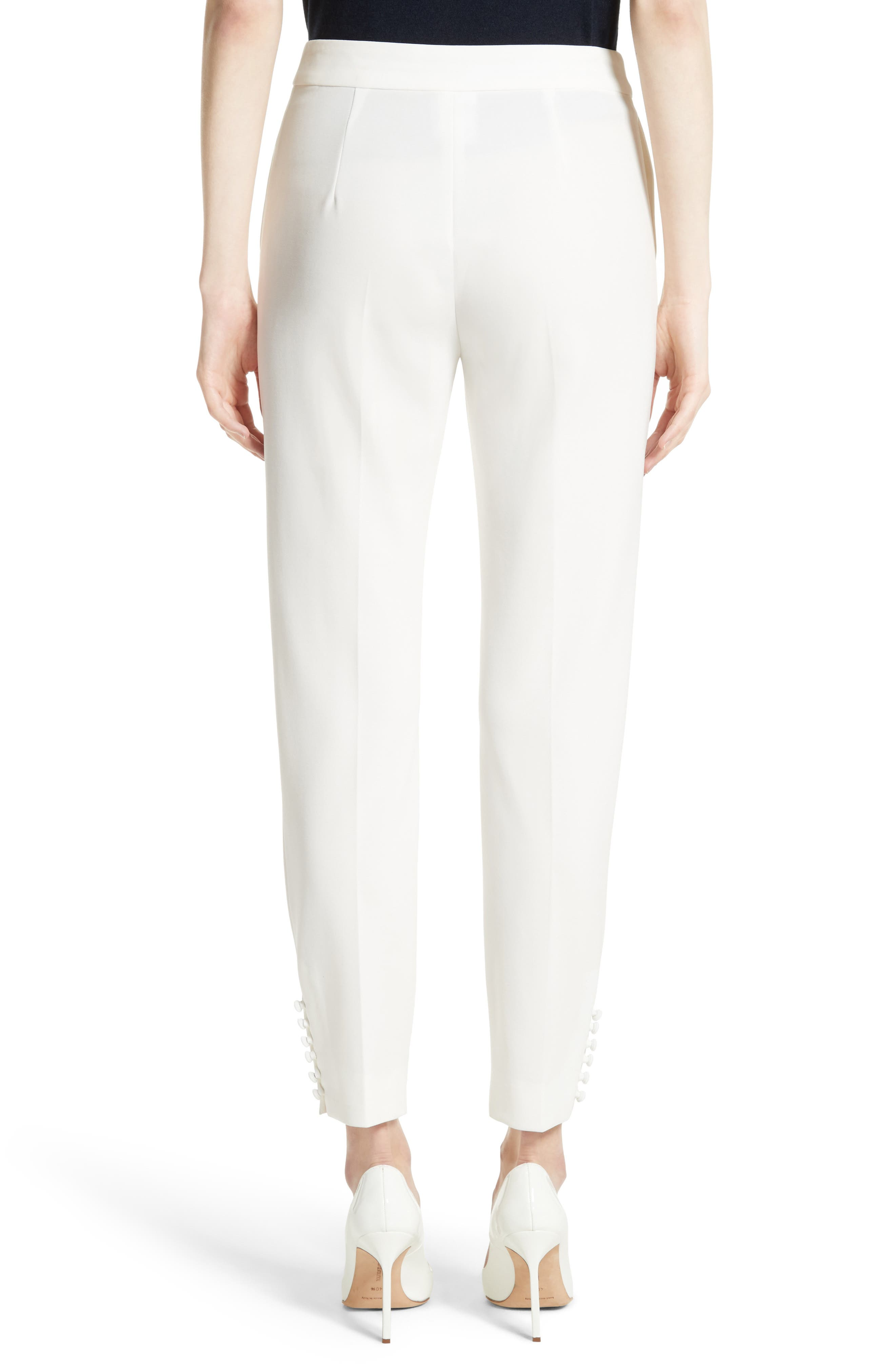 Alternate Image 2  - Max Mara Papaile Crop Pants