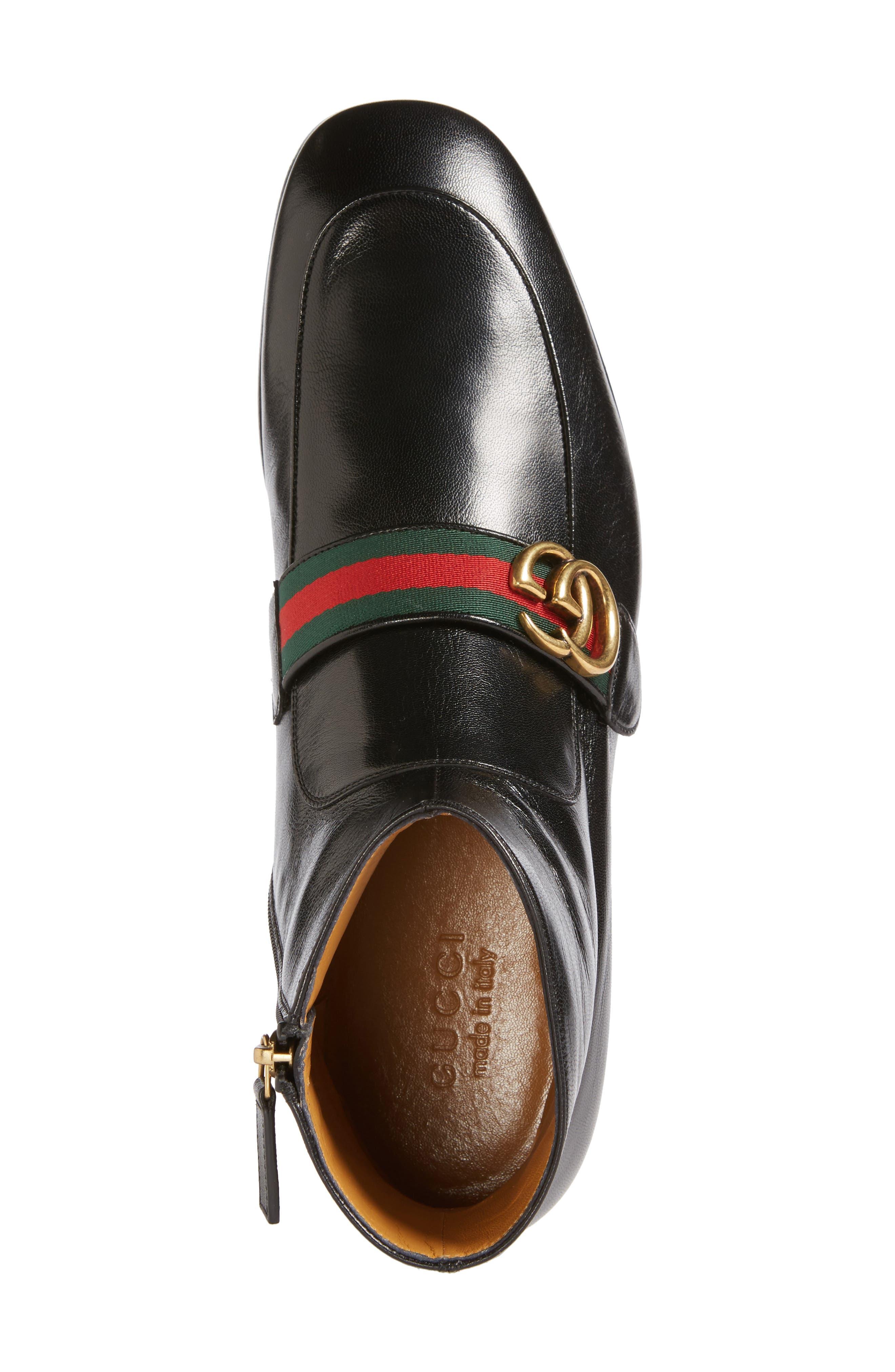 Alternate Image 4  - Gucci Donnie Boot (Men)