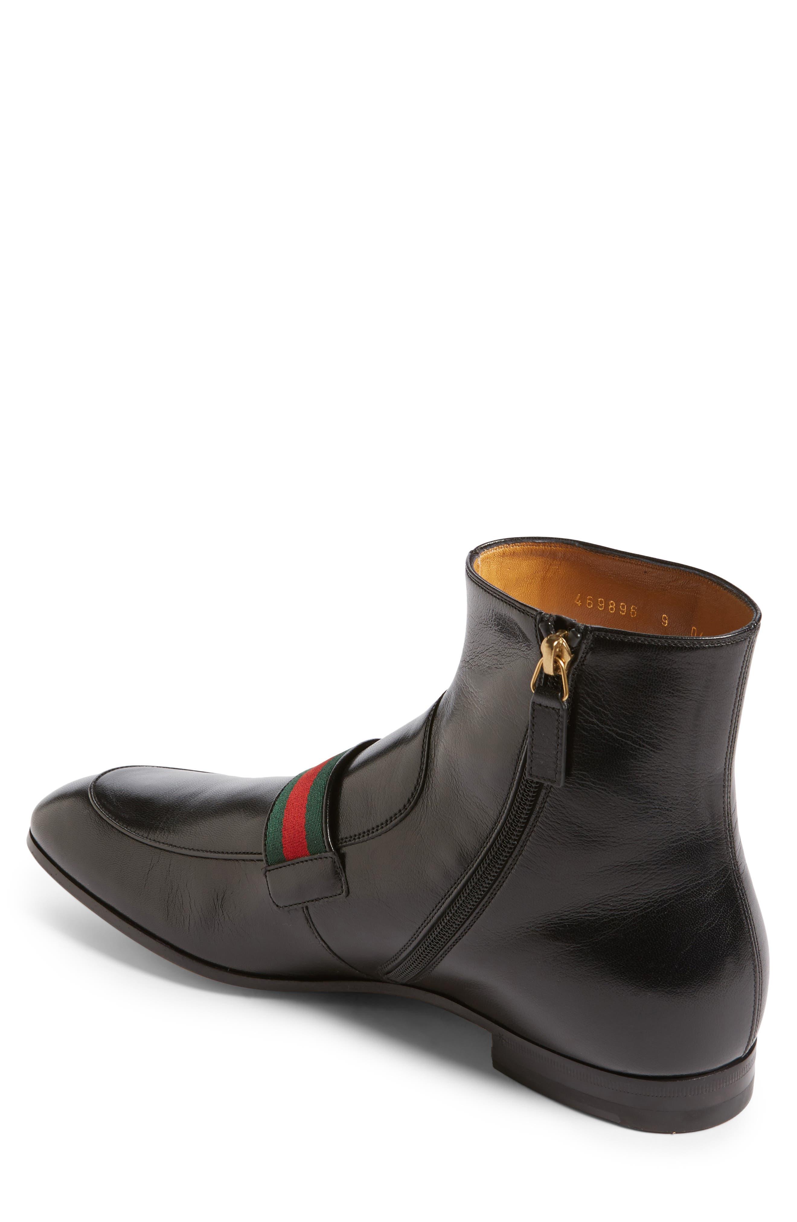 Alternate Image 2  - Gucci Donnie Boot (Men)